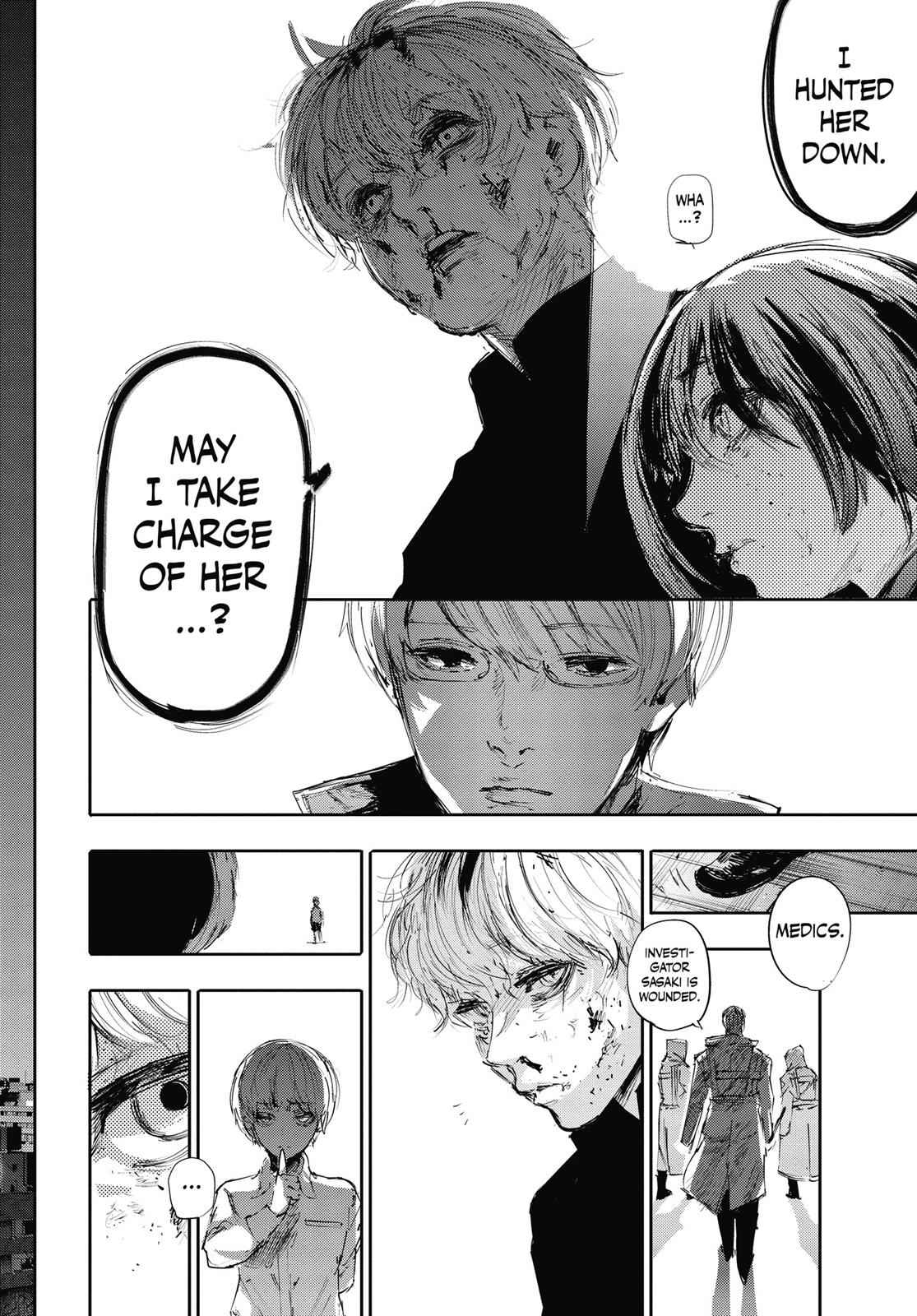 Tokyo Ghoul:re Chapter 31 Page 17
