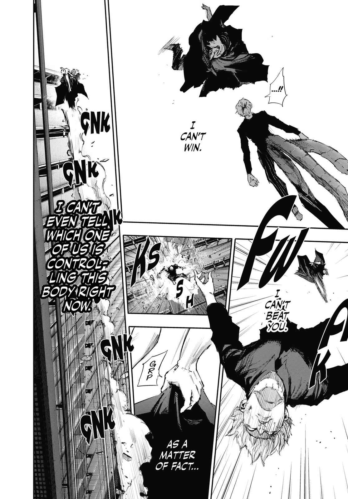 Tokyo Ghoul:re Chapter 31 Page 4