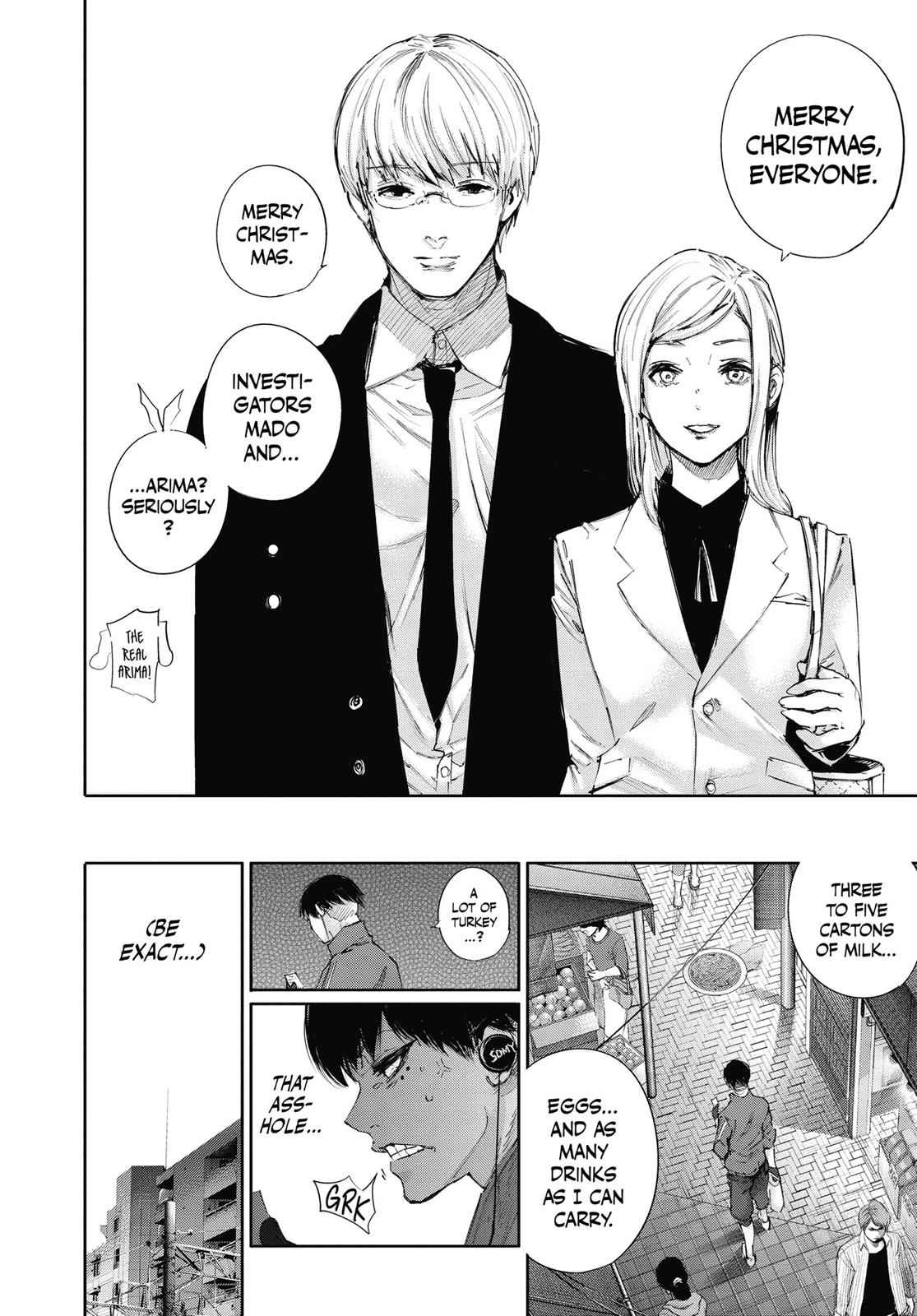 Tokyo Ghoul:re Chapter 31.6 Page 15