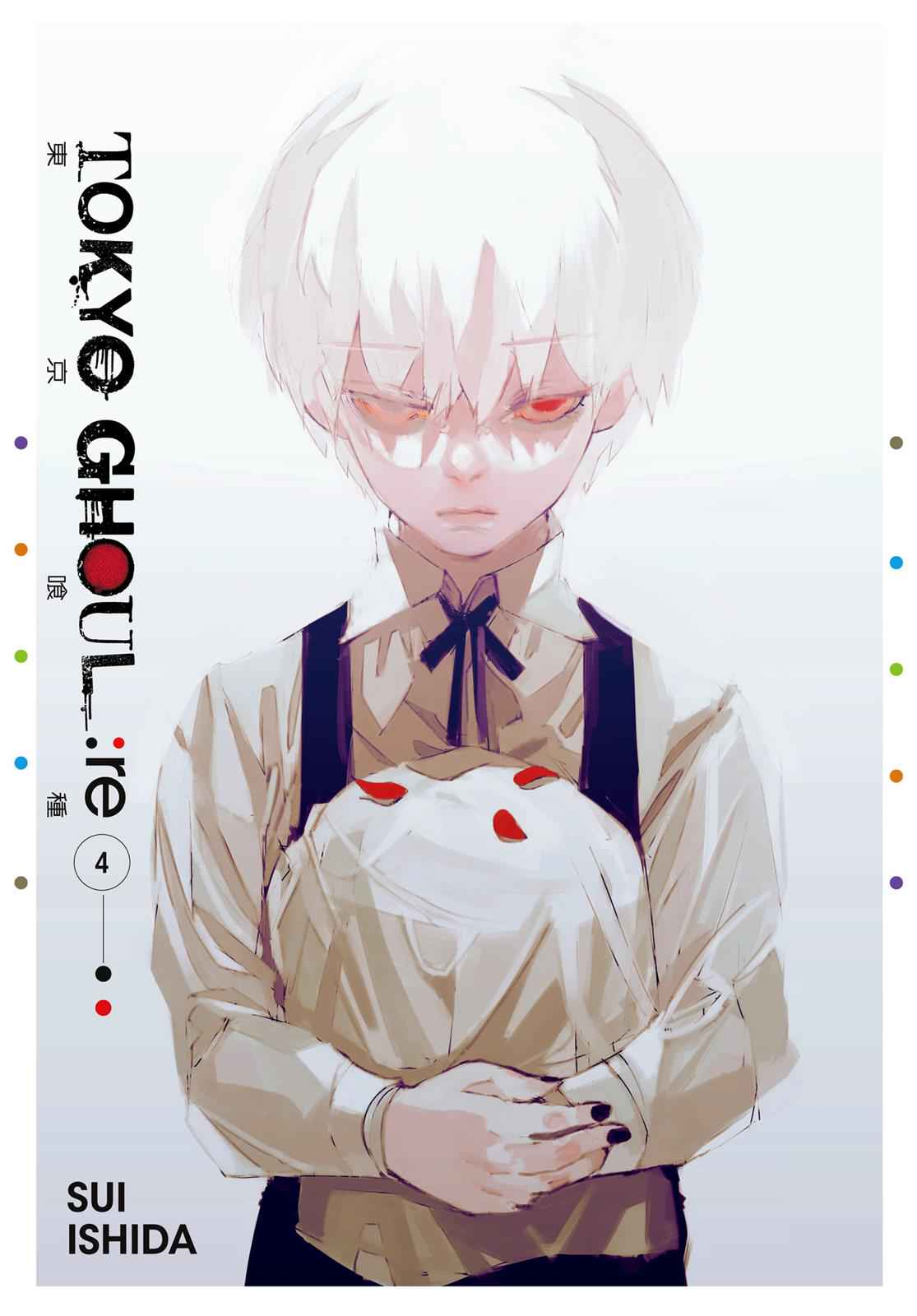 Tokyo Ghoul:re Chapter 31.6 Page 2