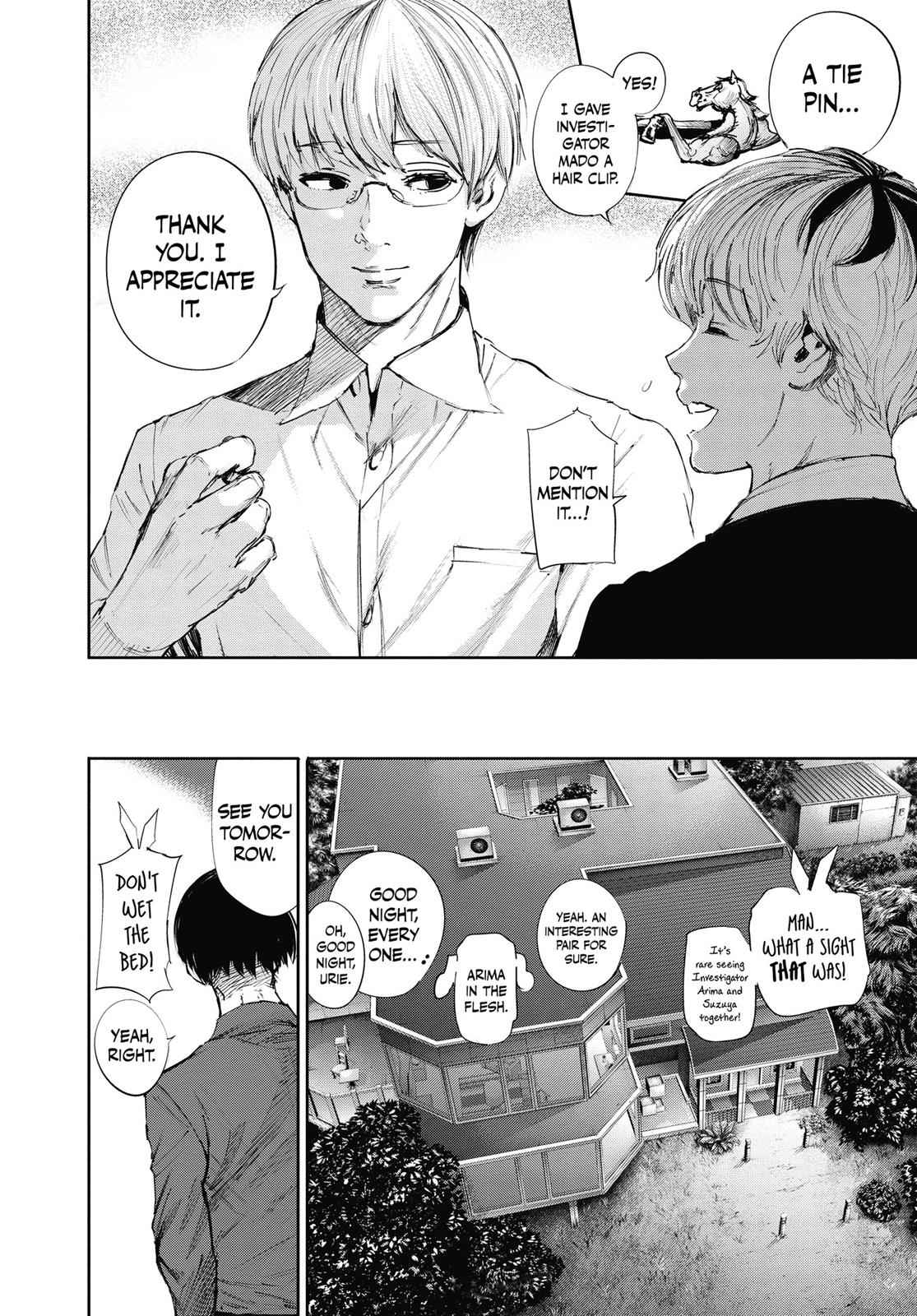 Tokyo Ghoul:re Chapter 31.6 Page 21