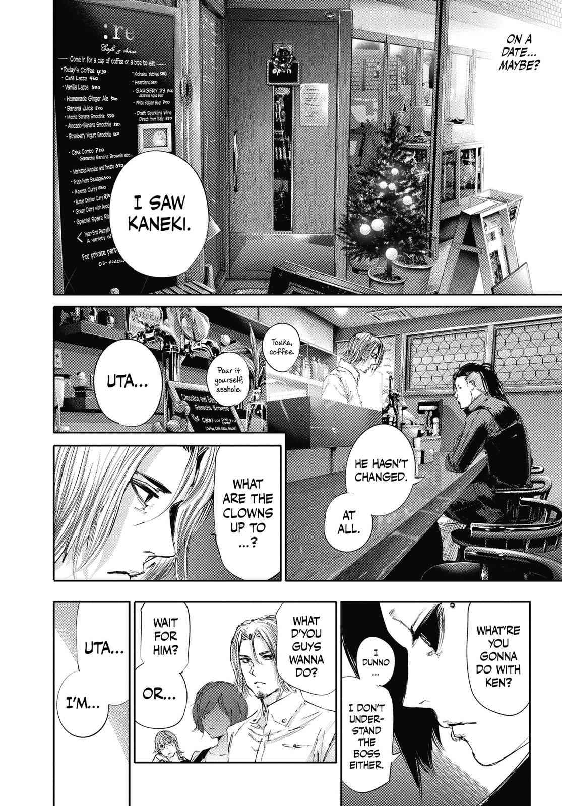 Tokyo Ghoul:re Chapter 31.6 Page 23
