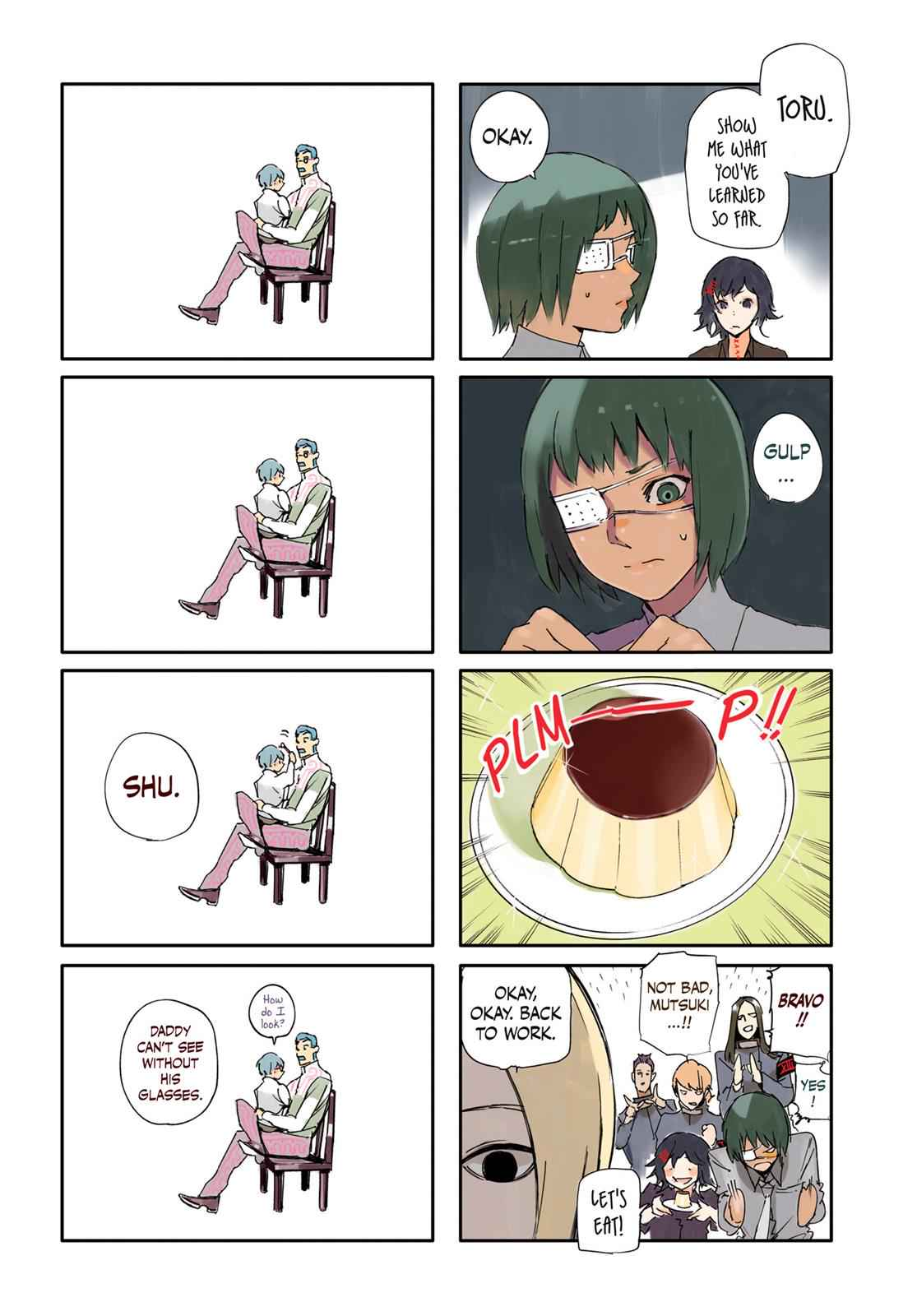 Tokyo Ghoul:re Chapter 31.6 Page 4