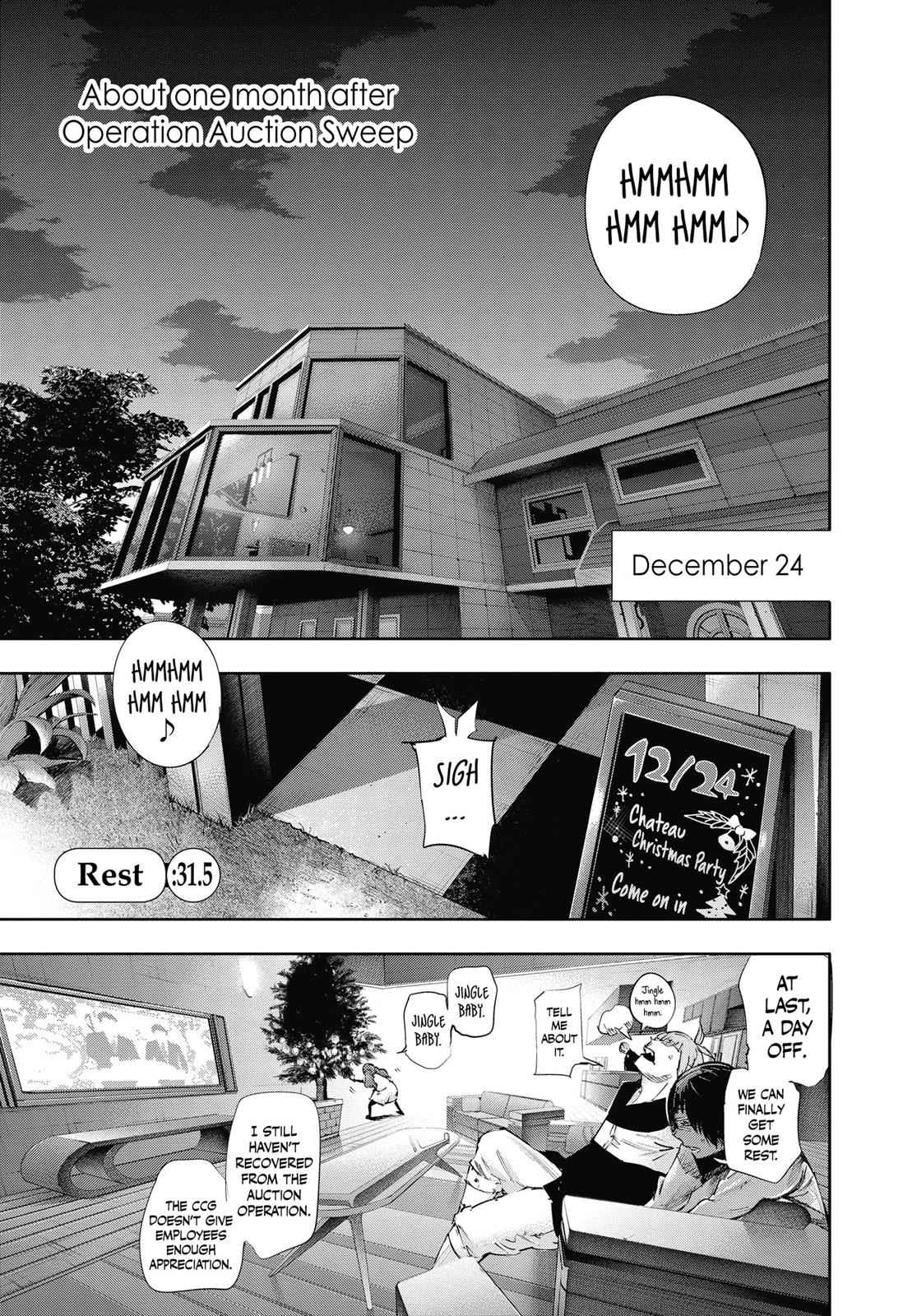 Tokyo Ghoul:re Chapter 31.6 Page 8