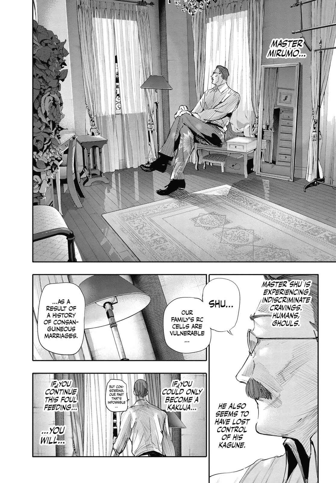 Tokyo Ghoul:re Chapter 33 Page 2