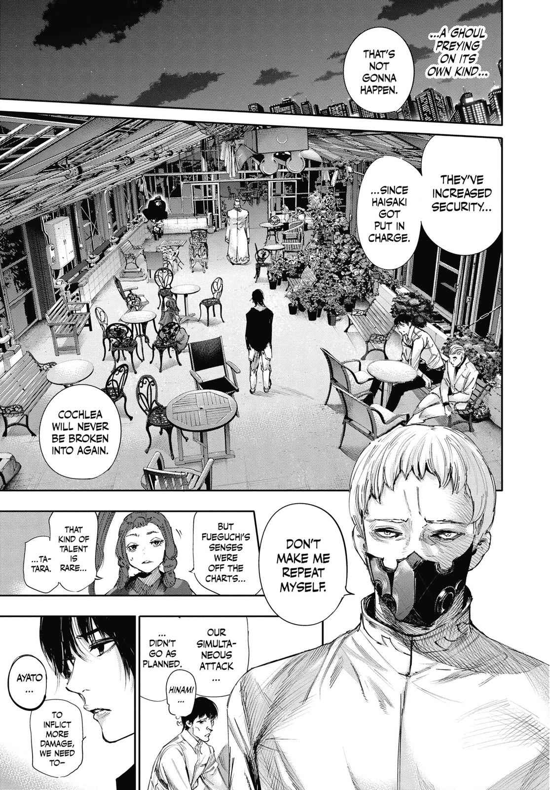 Tokyo Ghoul:re Chapter 33 Page 7
