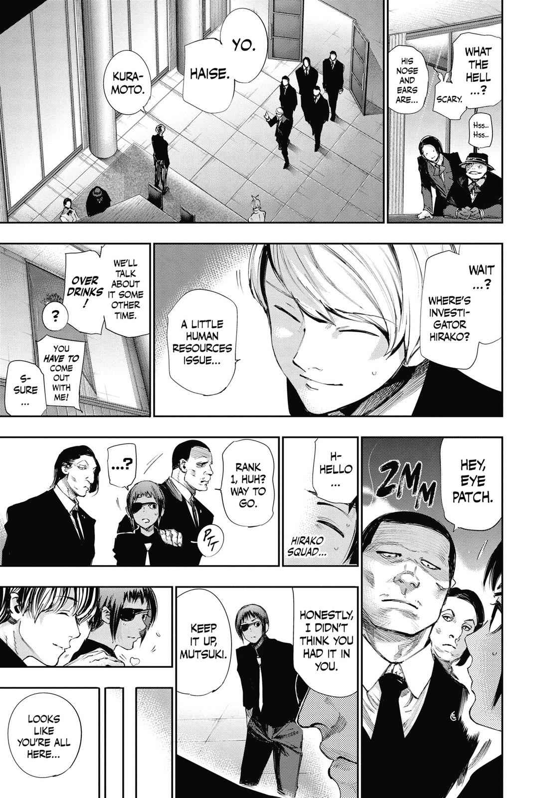 Tokyo Ghoul:re Chapter 34 Page 5