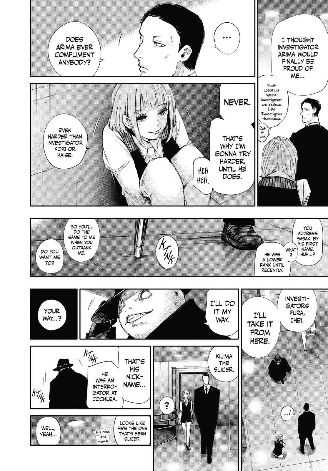 Tokyo Ghoul:re Chapter 36 Page 12