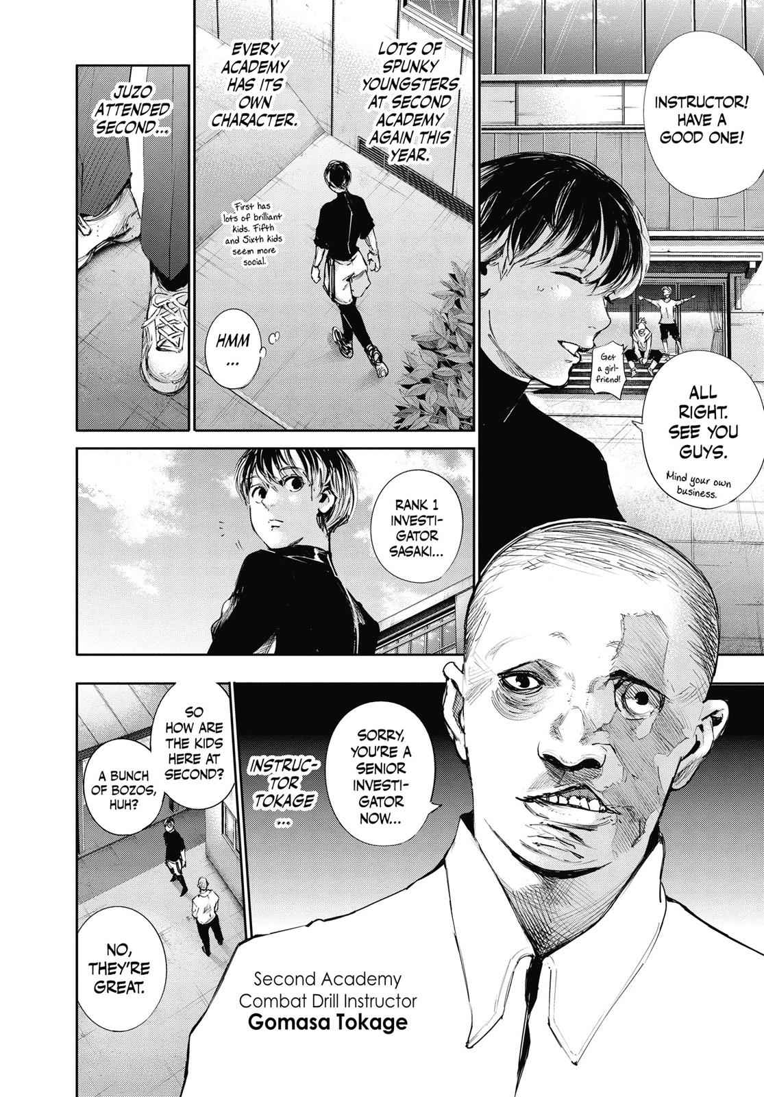 Tokyo Ghoul:re Chapter 37 Page 10