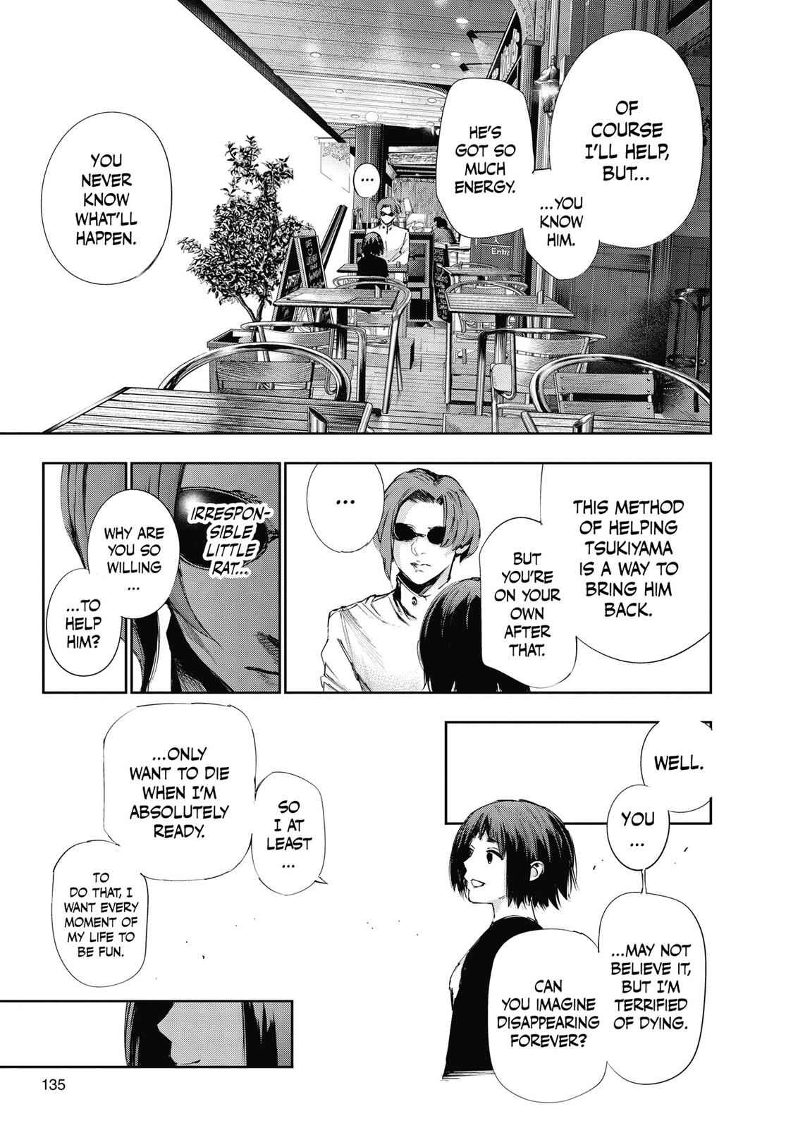 Tokyo Ghoul:re Chapter 37 Page 15