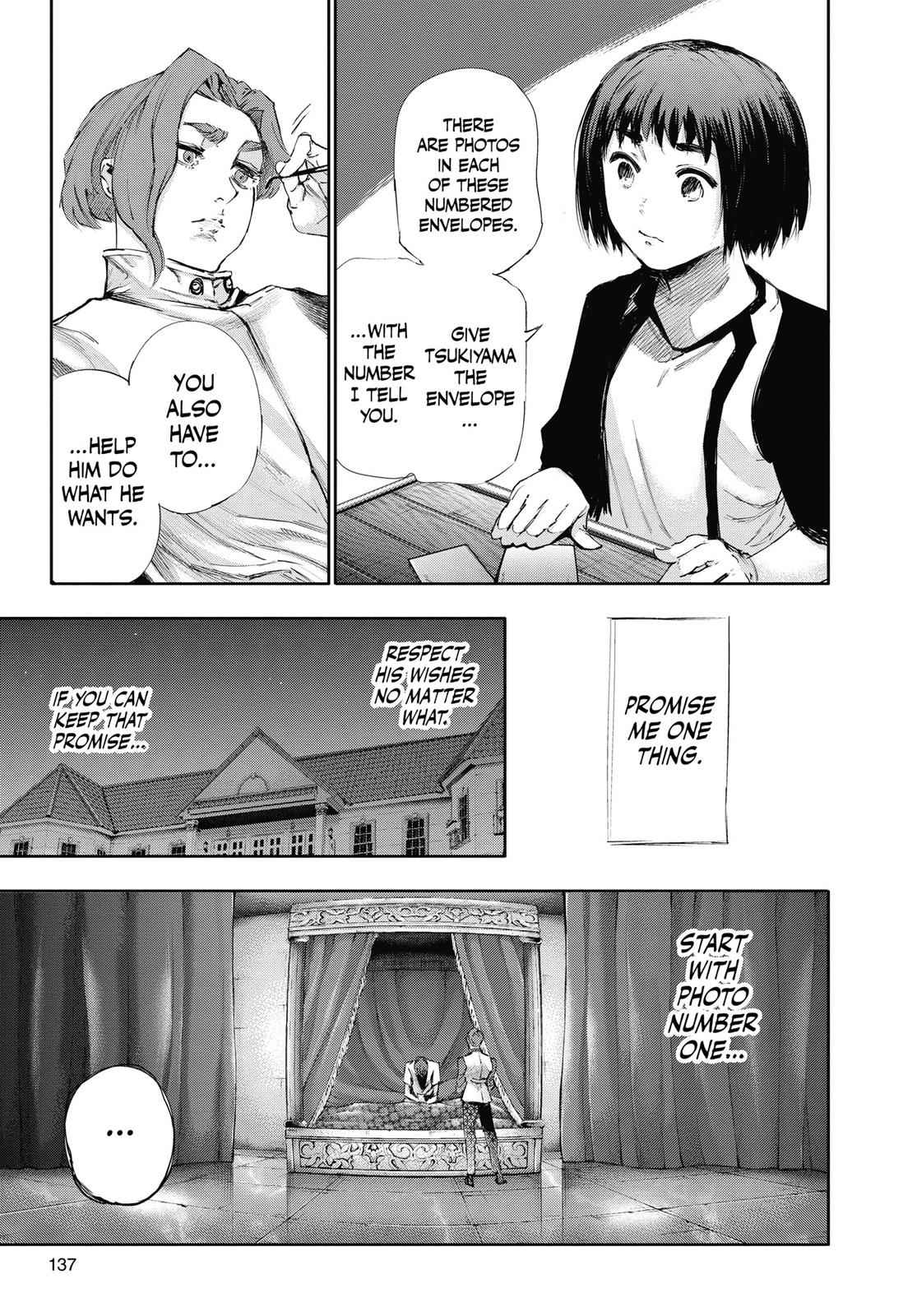 Tokyo Ghoul:re Chapter 37 Page 17