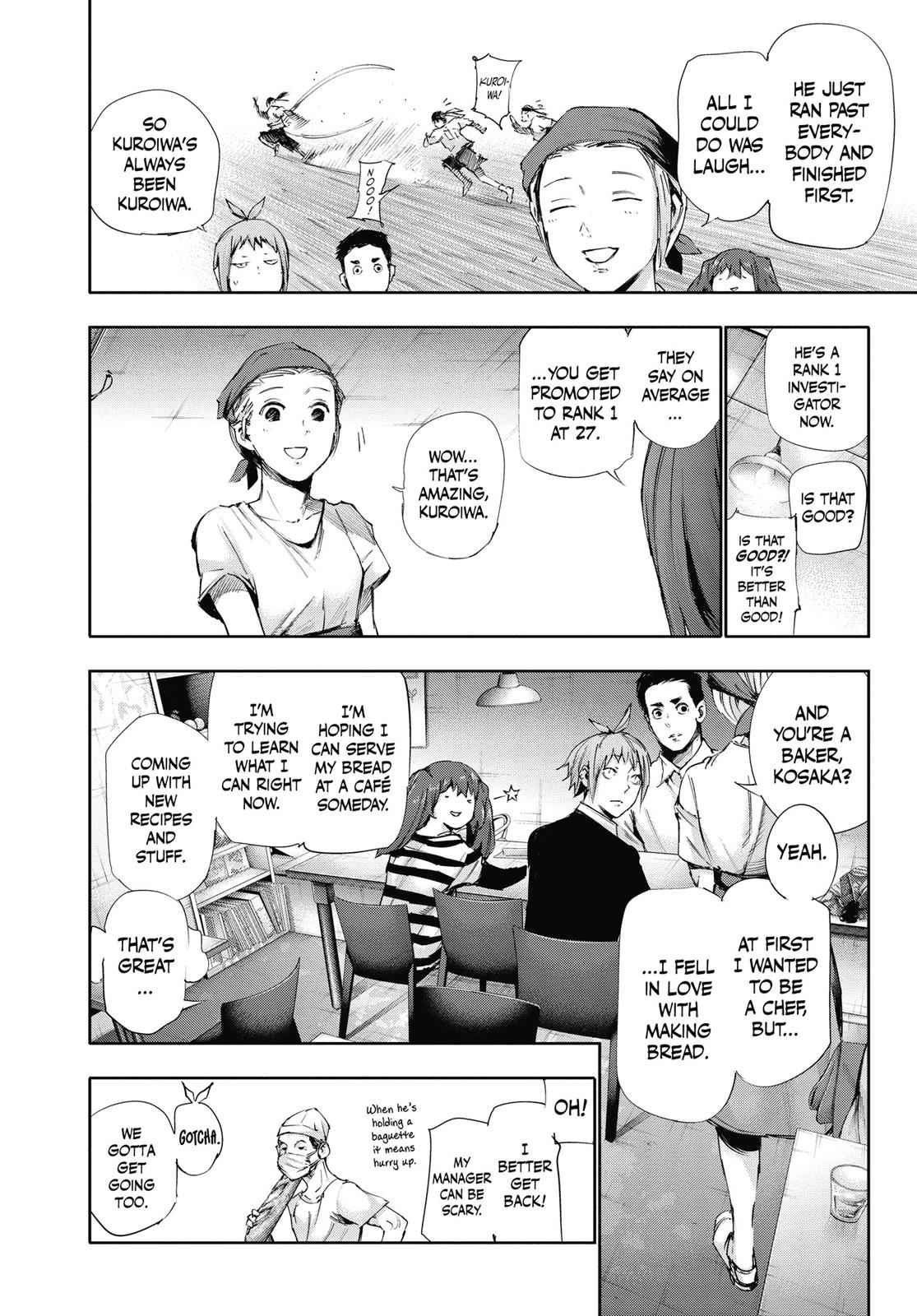 Tokyo Ghoul:re Chapter 37 Page 4