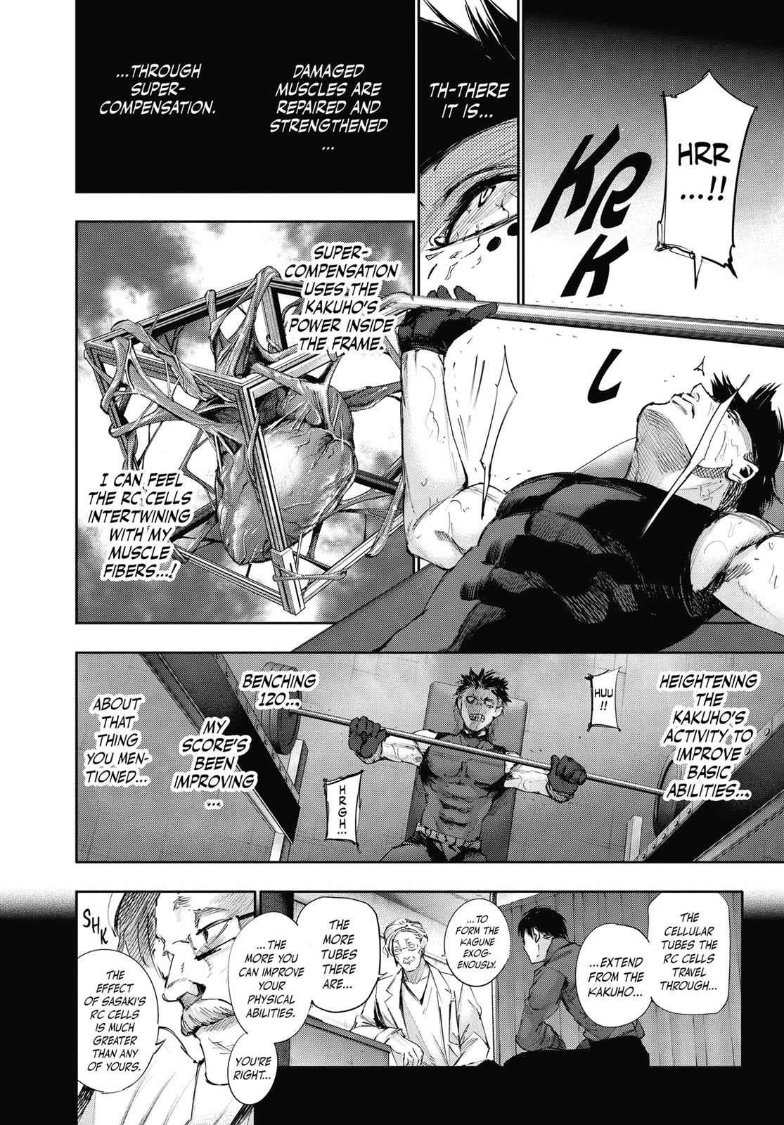 Tokyo Ghoul:re Chapter 37 Page 6