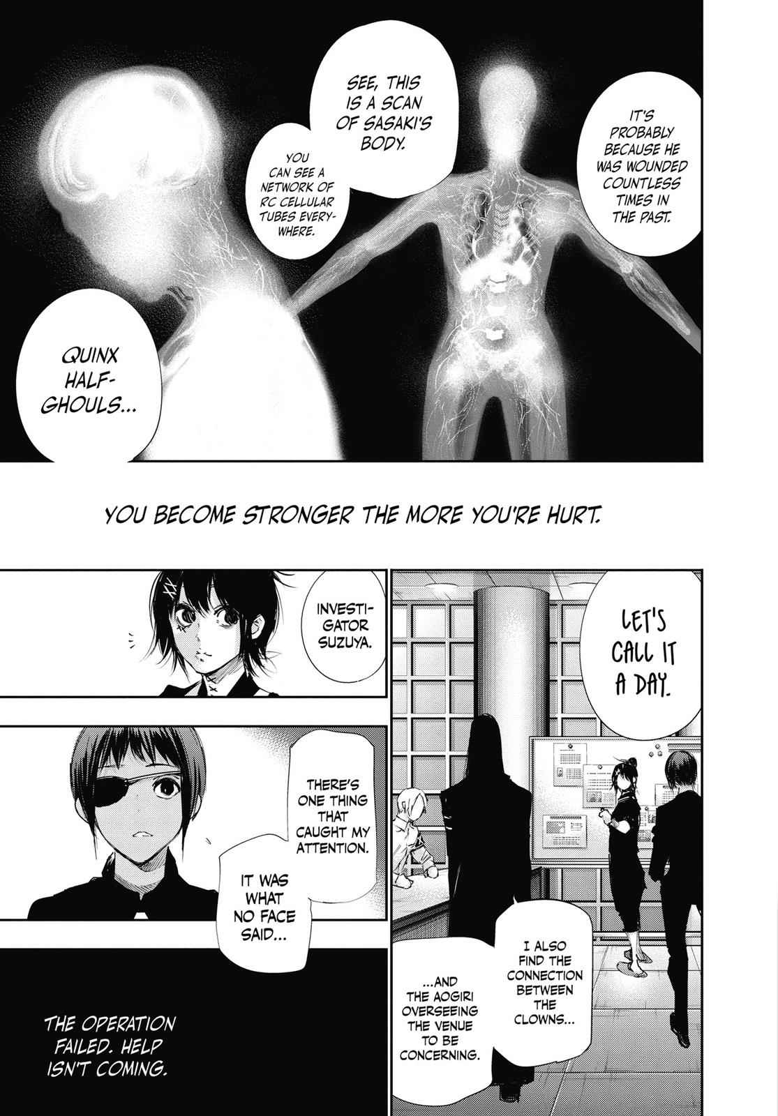 Tokyo Ghoul:re Chapter 37 Page 7