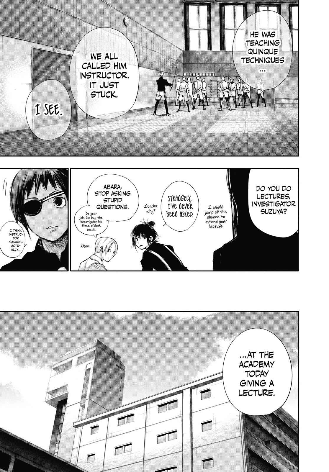 Tokyo Ghoul:re Chapter 37 Page 9