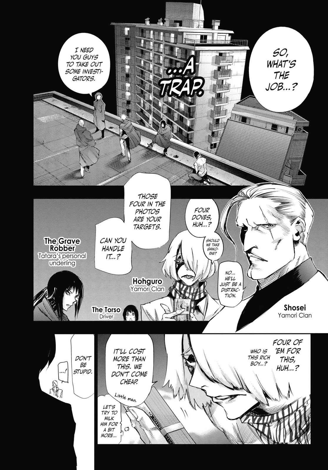 Tokyo Ghoul:re Chapter 40 Page 10