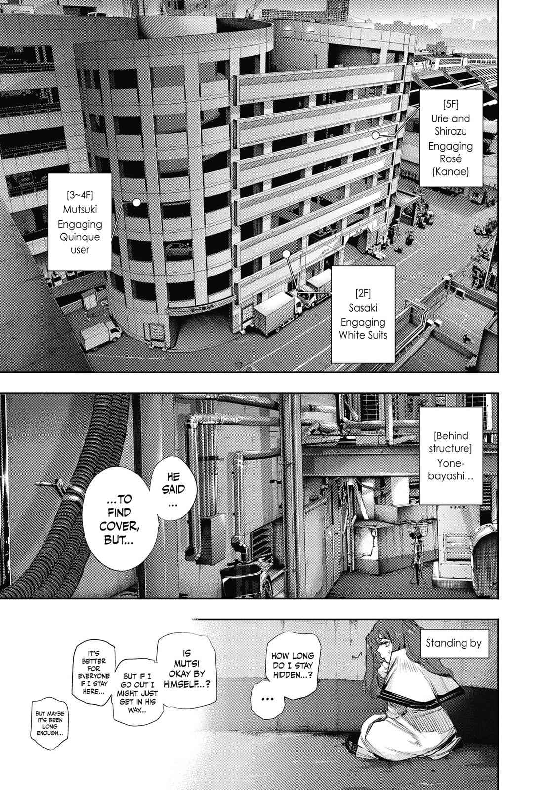 Tokyo Ghoul:re Chapter 40 Page 17