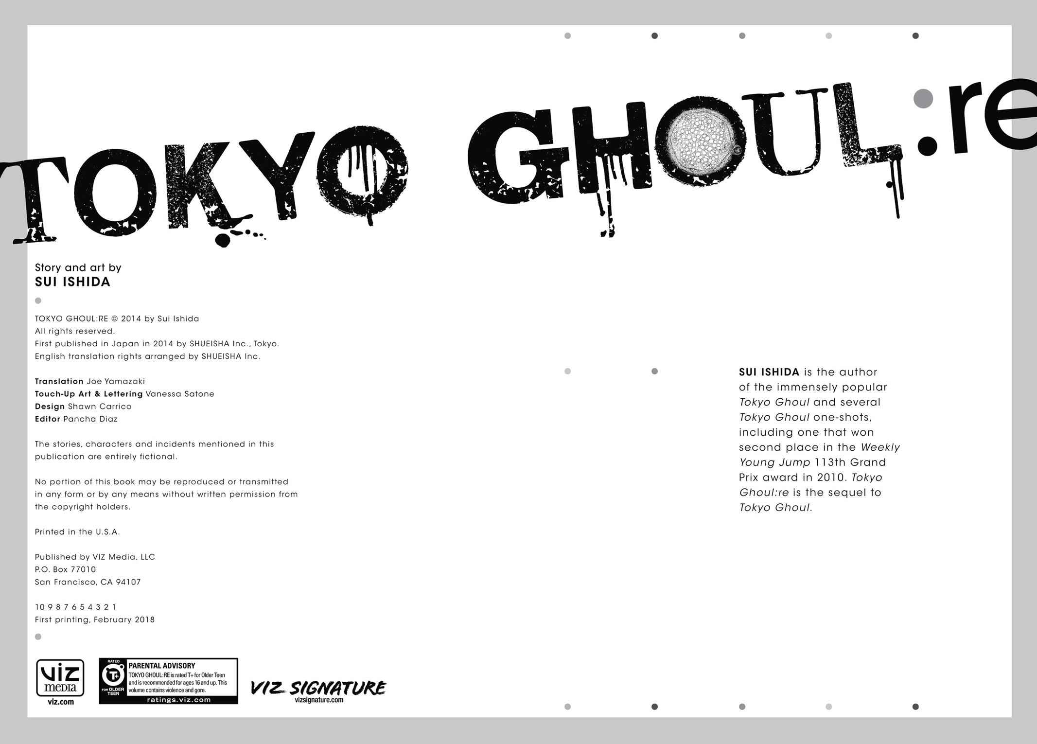 Tokyo Ghoul:re Chapter 41 Page 27