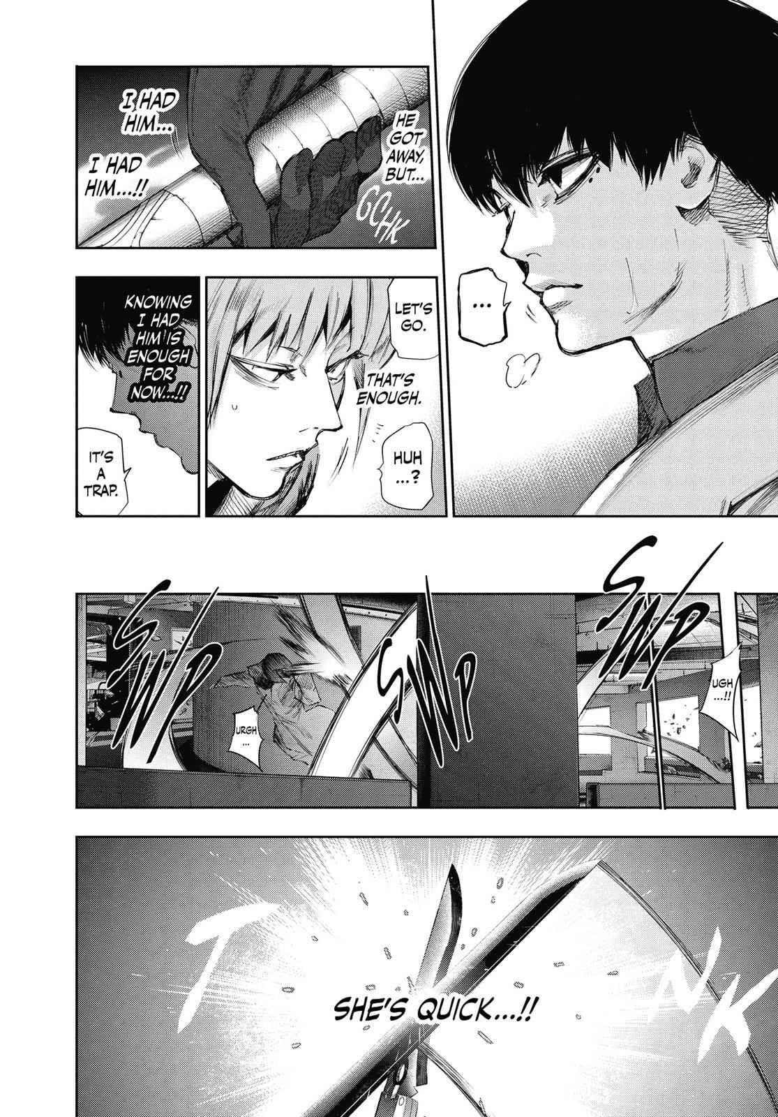 Tokyo Ghoul:re Chapter 41 Page 4