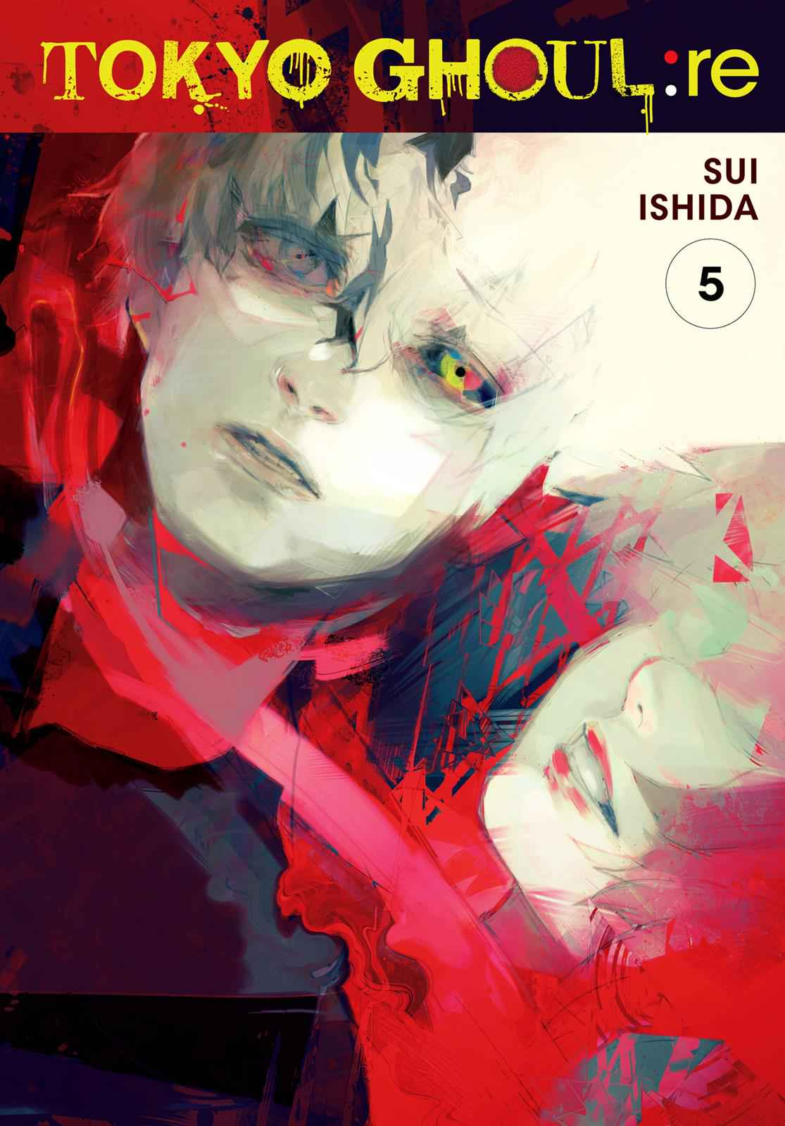 Tokyo Ghoul:re Chapter 42 Page 1