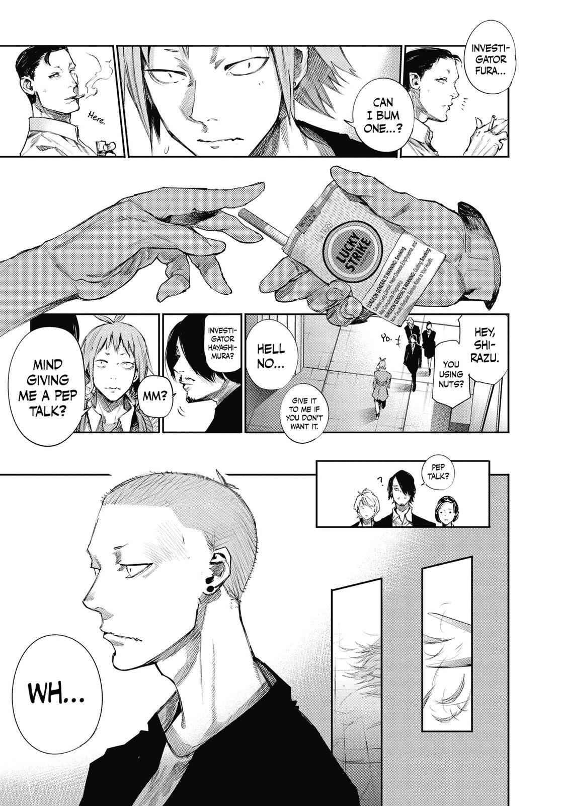 Tokyo Ghoul:re Chapter 42 Page 16