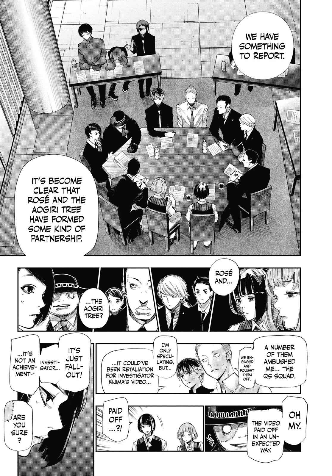 Tokyo Ghoul:re Chapter 42 Page 18