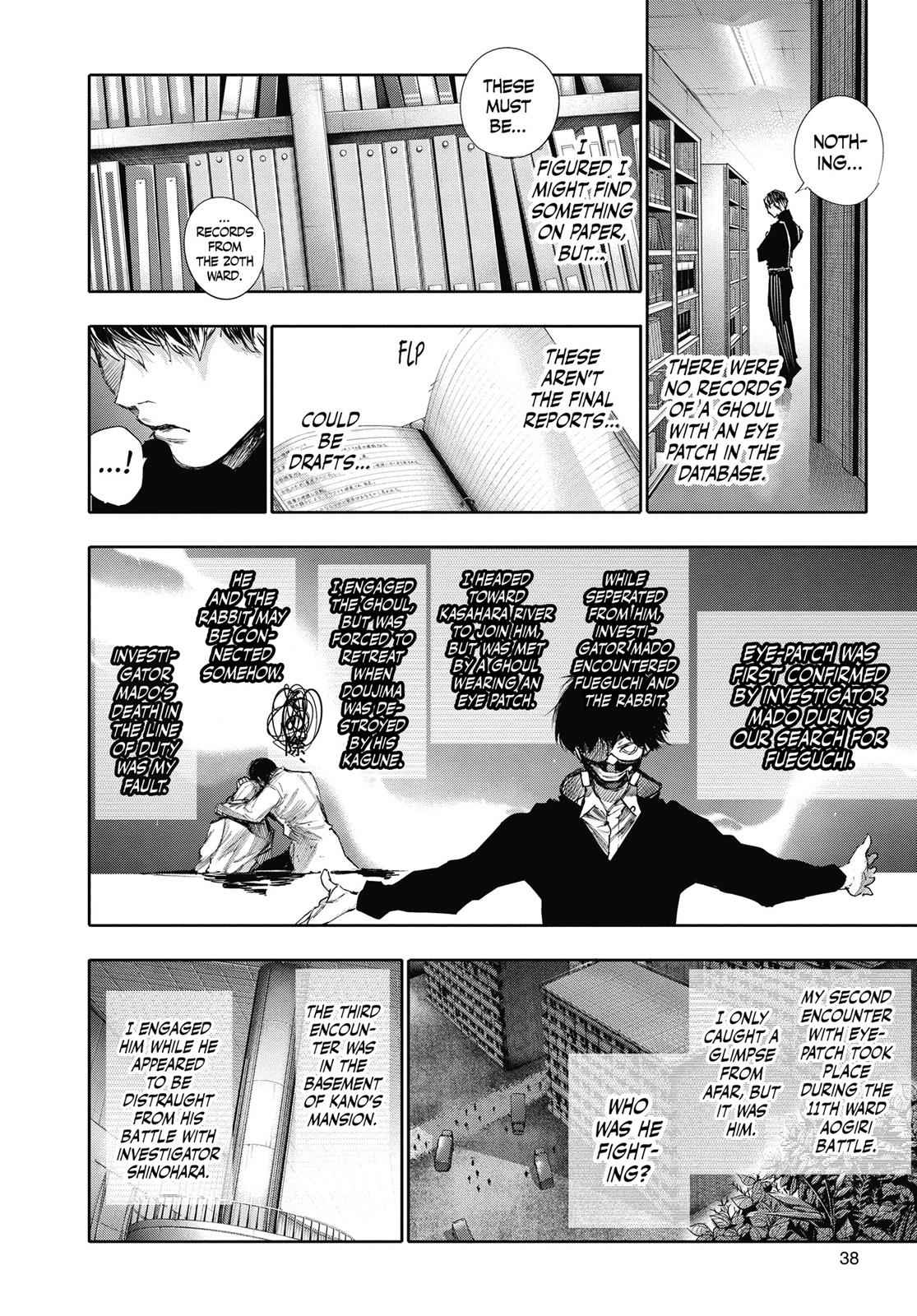 Tokyo Ghoul:re Chapter 43 Page 16