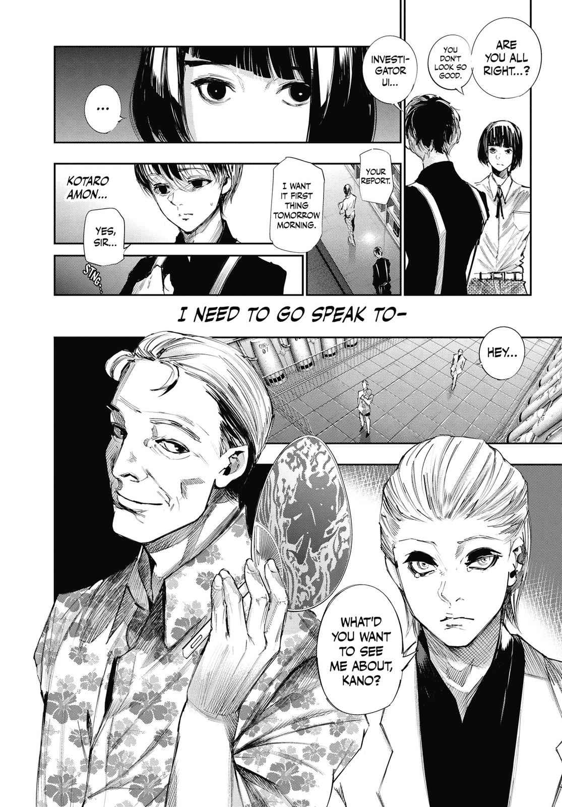 Tokyo Ghoul:re Chapter 43 Page 18