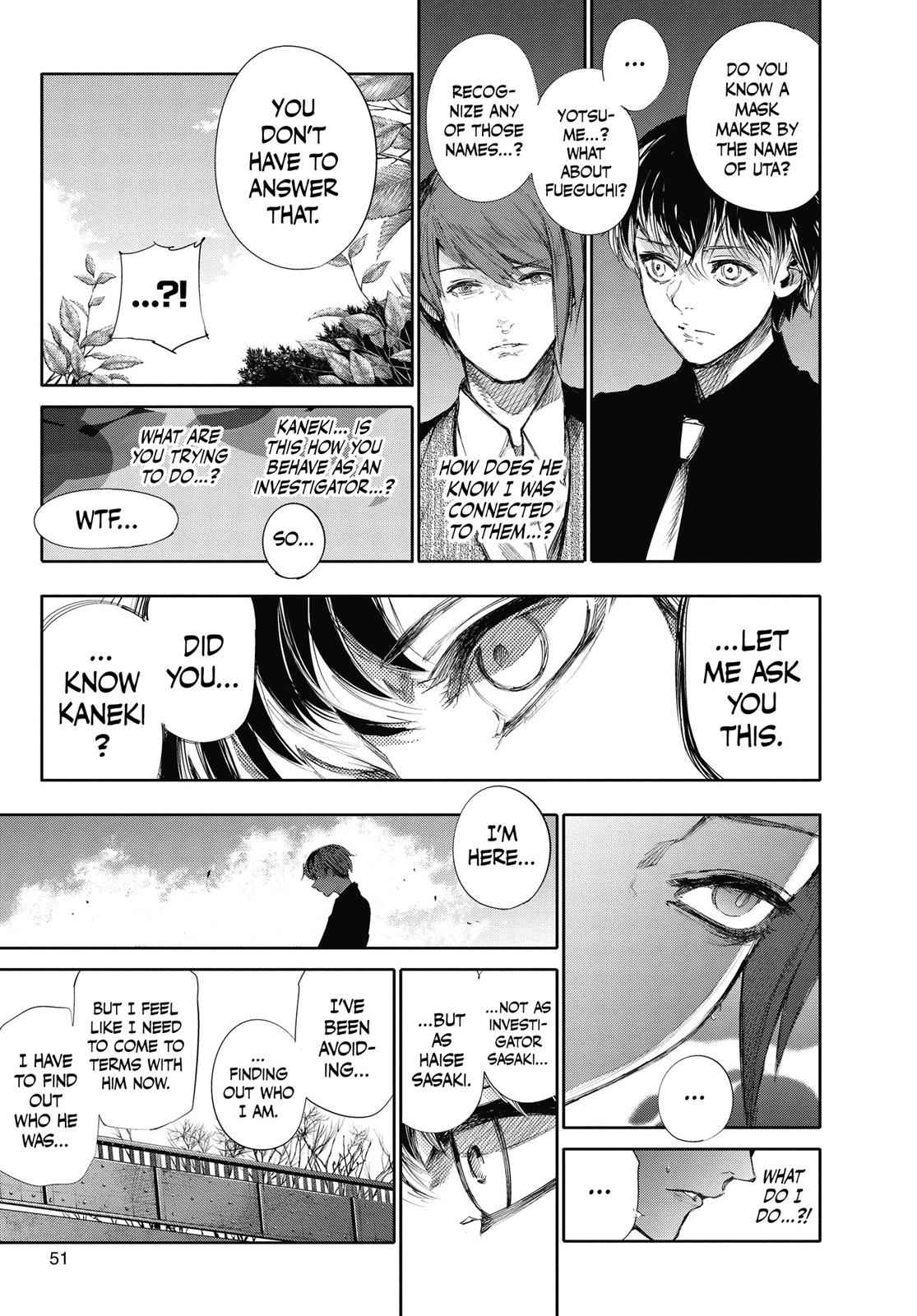 Tokyo Ghoul:re Chapter 44 Page 11