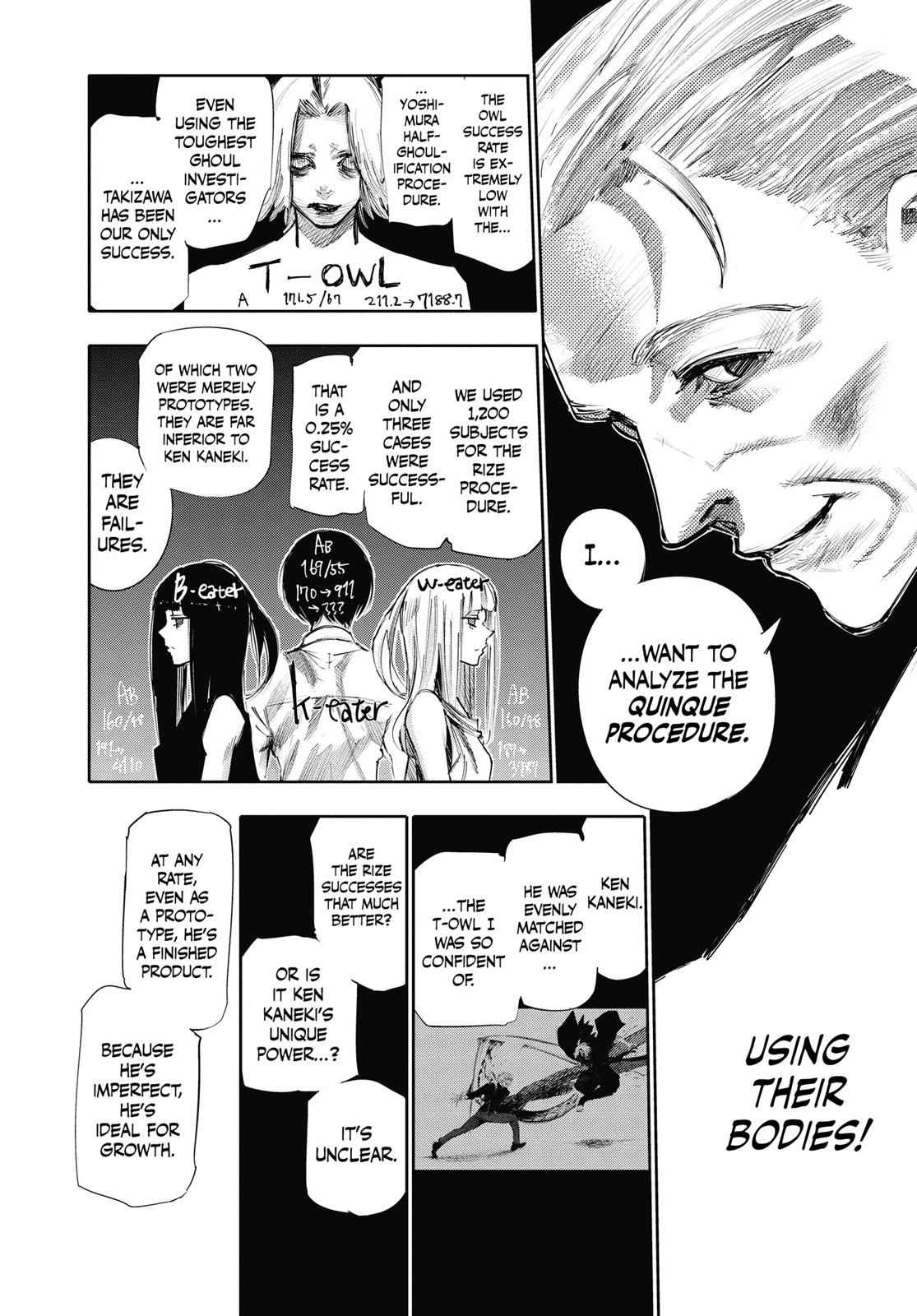 Tokyo Ghoul:re Chapter 44 Page 2