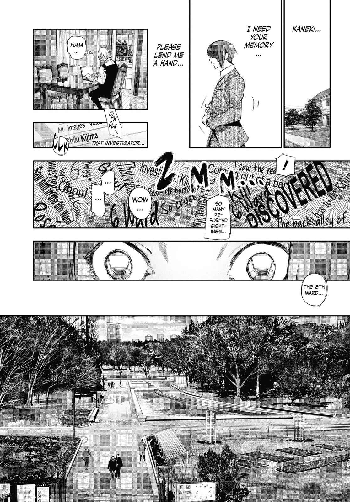 Tokyo Ghoul:re Chapter 44 Page 8
