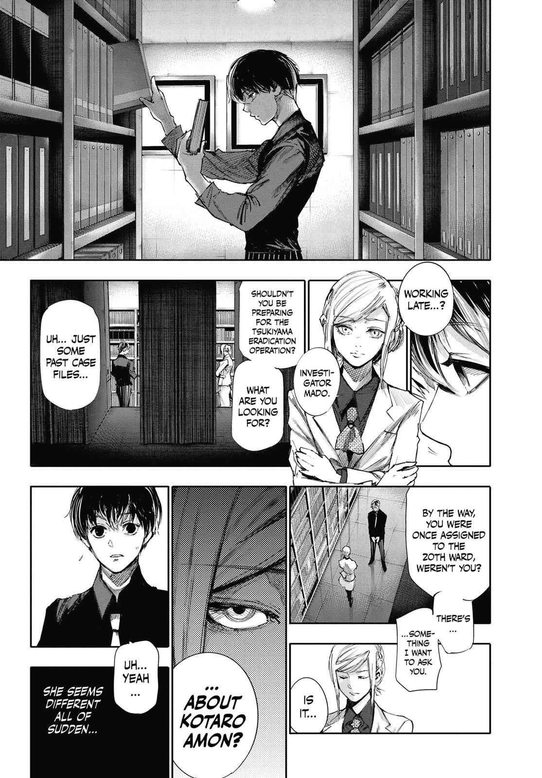 Tokyo Ghoul:re Chapter 45 Page 9