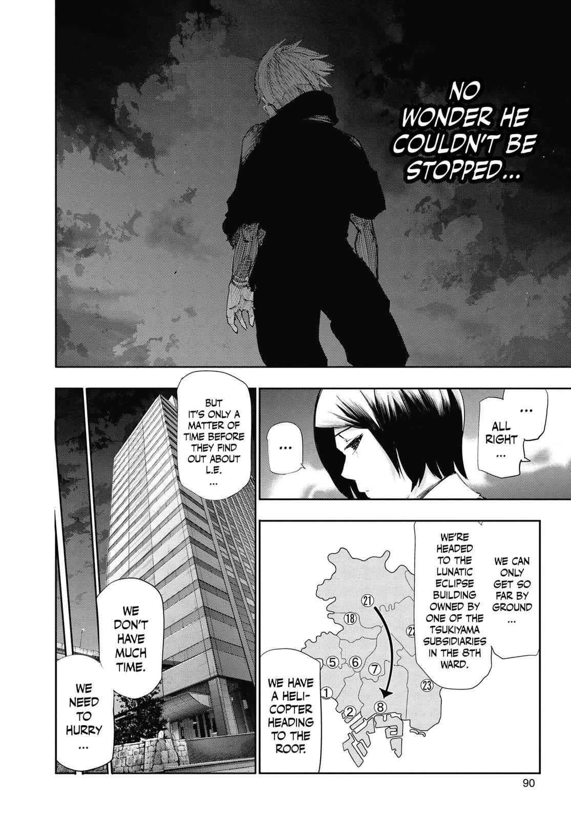 Tokyo Ghoul:re Chapter 46 Page 10