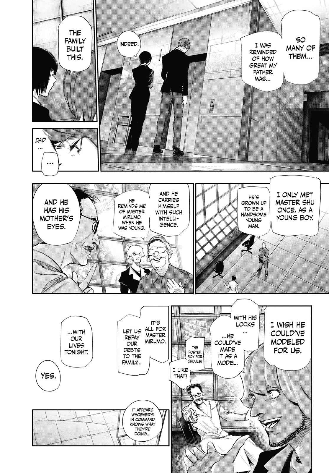 Tokyo Ghoul:re Chapter 46 Page 12