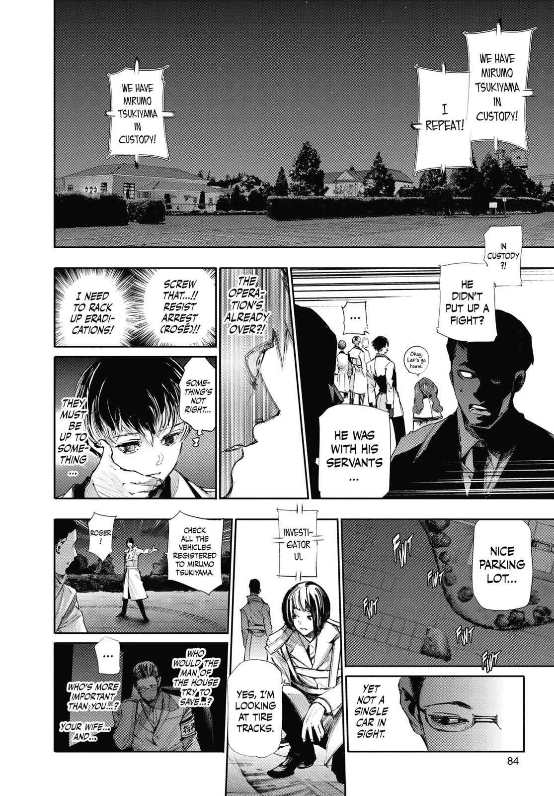 Tokyo Ghoul:re Chapter 46 Page 4