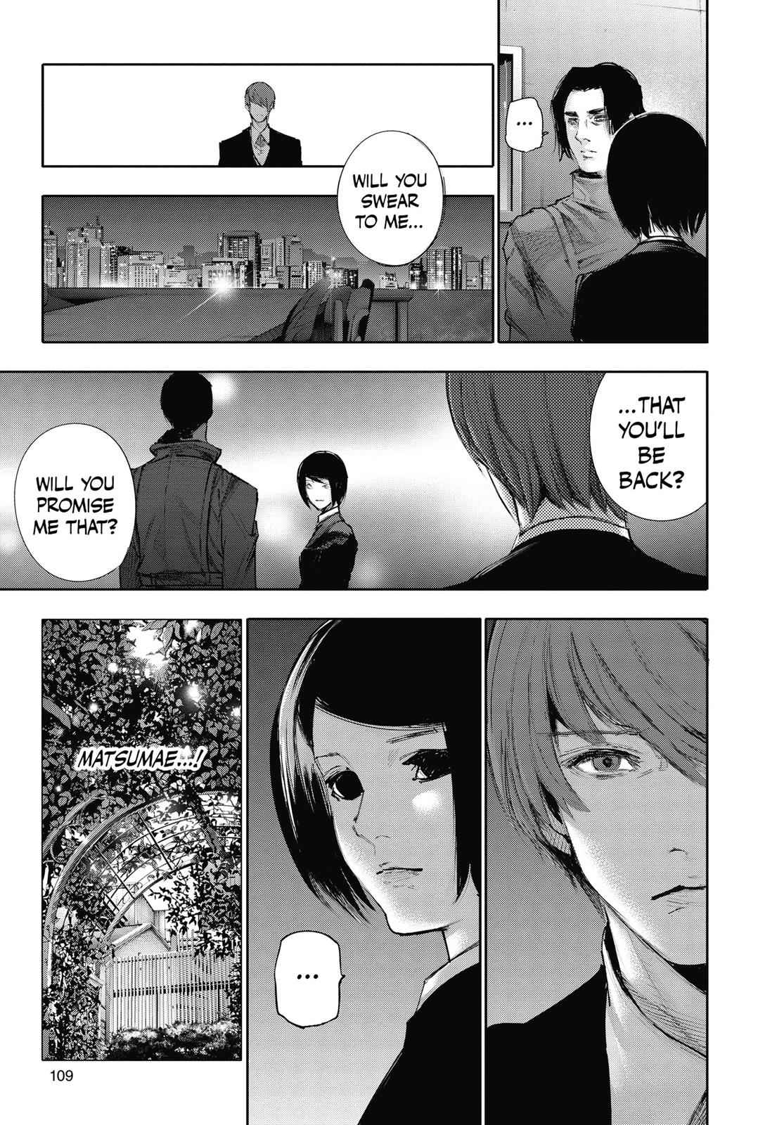 Tokyo Ghoul:re Chapter 47 Page 10