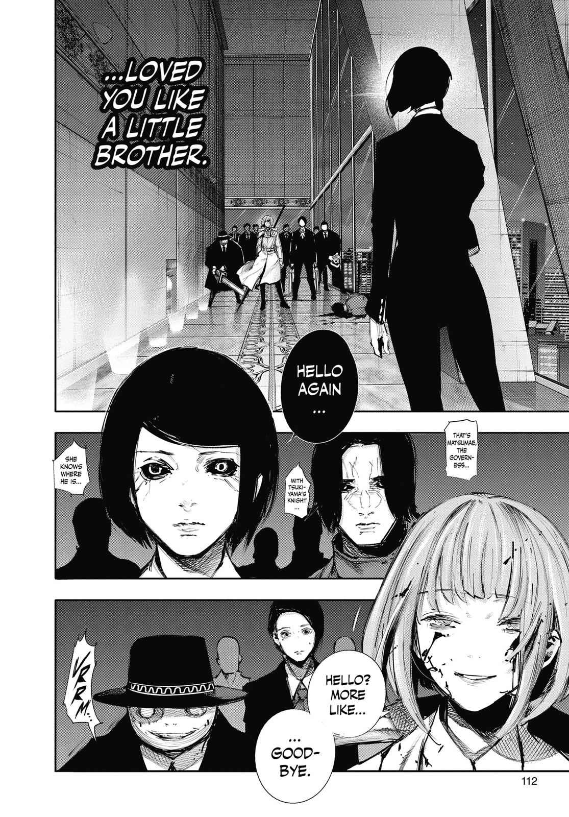 Tokyo Ghoul:re Chapter 47 Page 13
