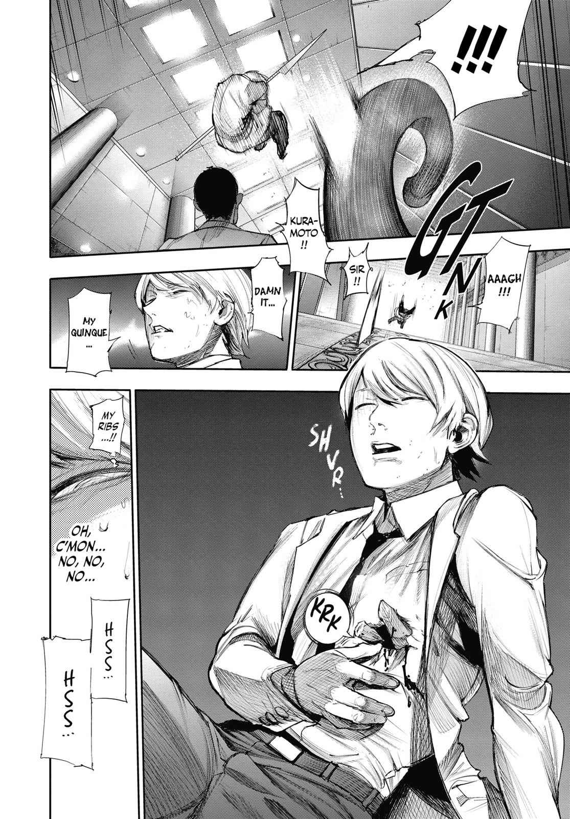 Tokyo Ghoul:re Chapter 49 Page 9