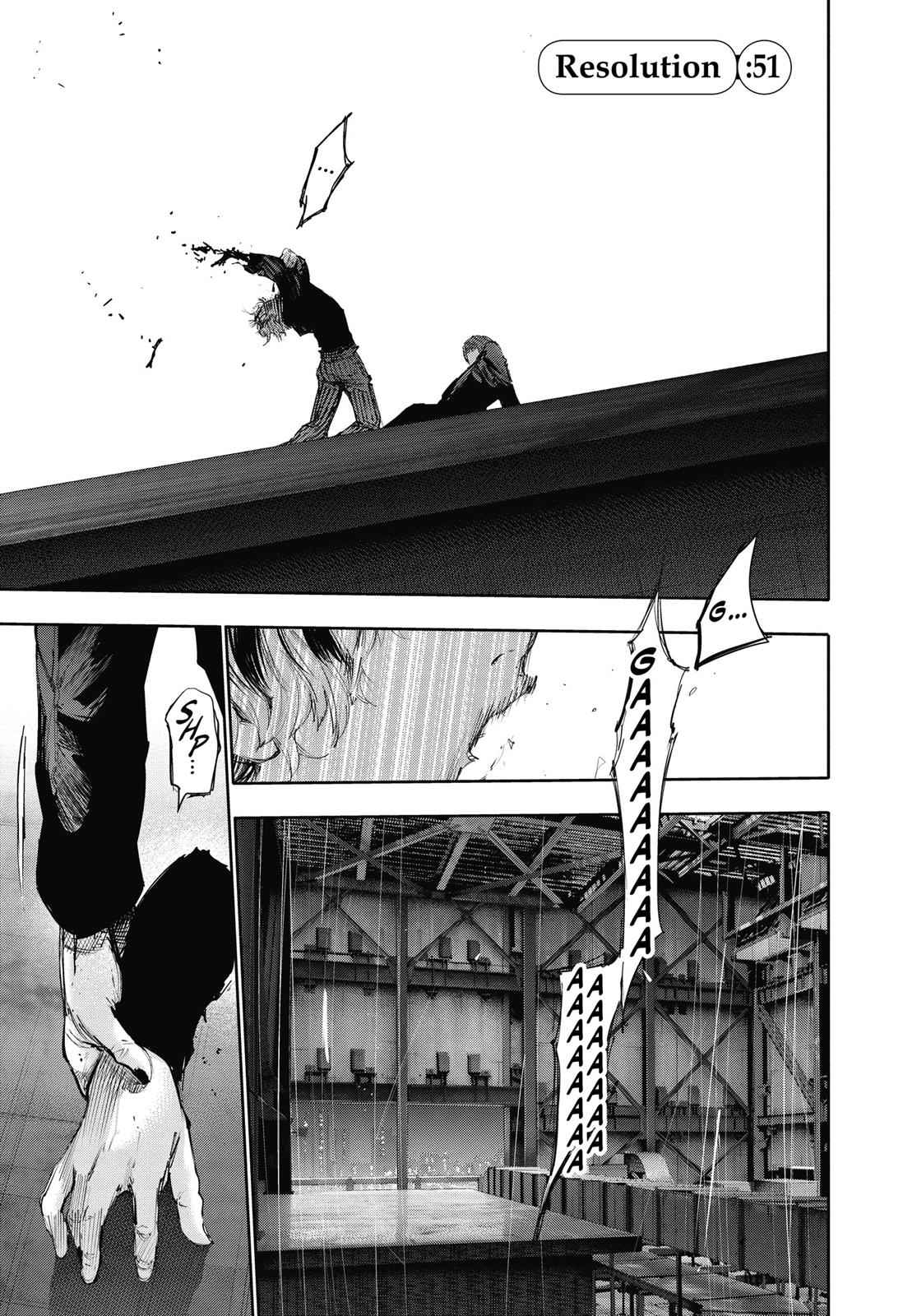 Tokyo Ghoul:re Chapter 51 Page 1