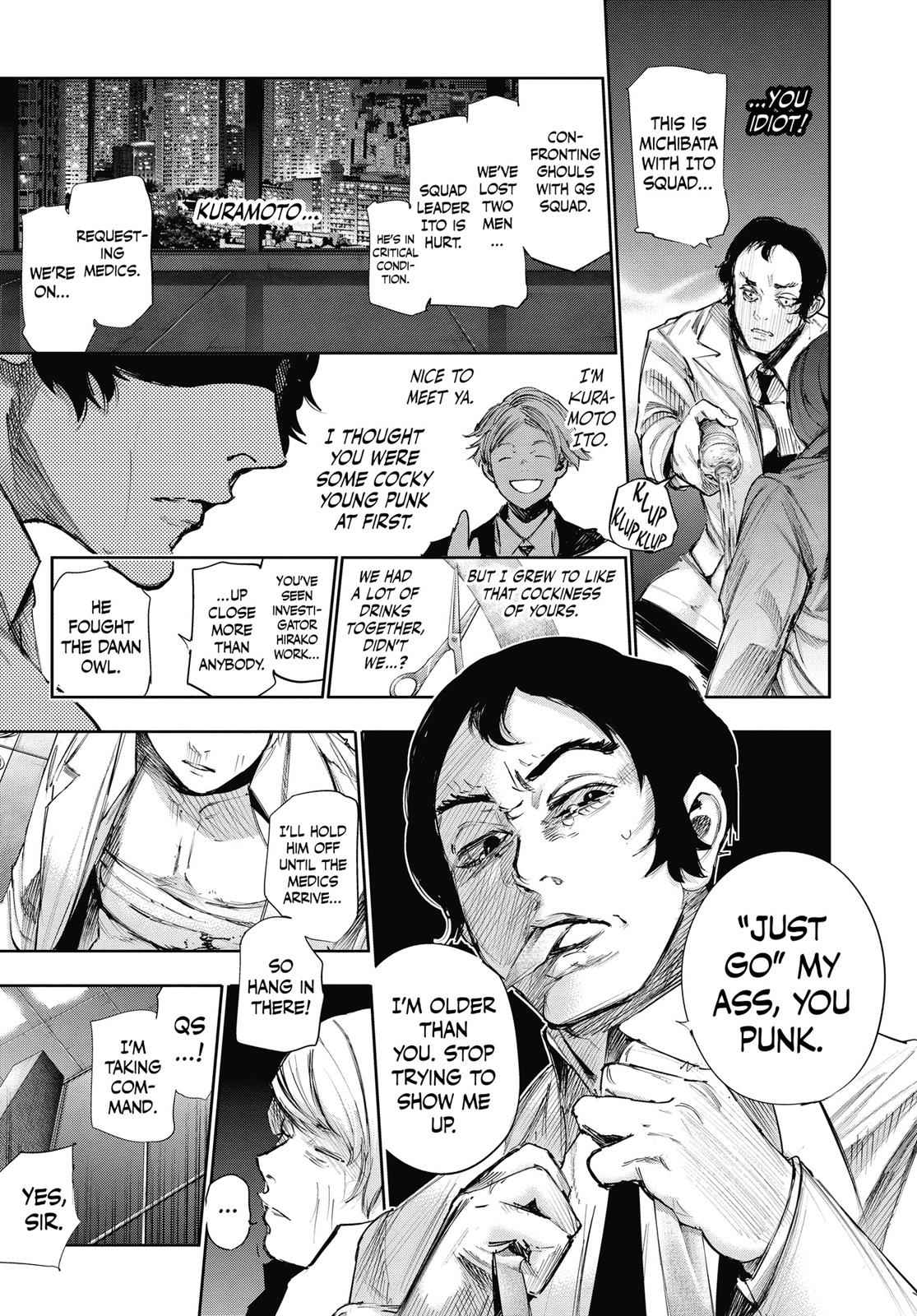 Tokyo Ghoul:re Chapter 51 Page 6