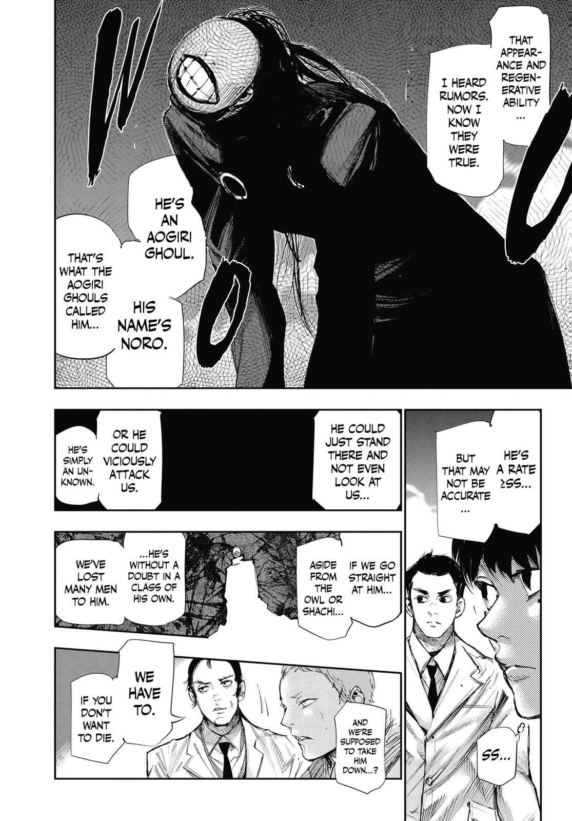 Tokyo Ghoul:re Chapter 51 Page 7