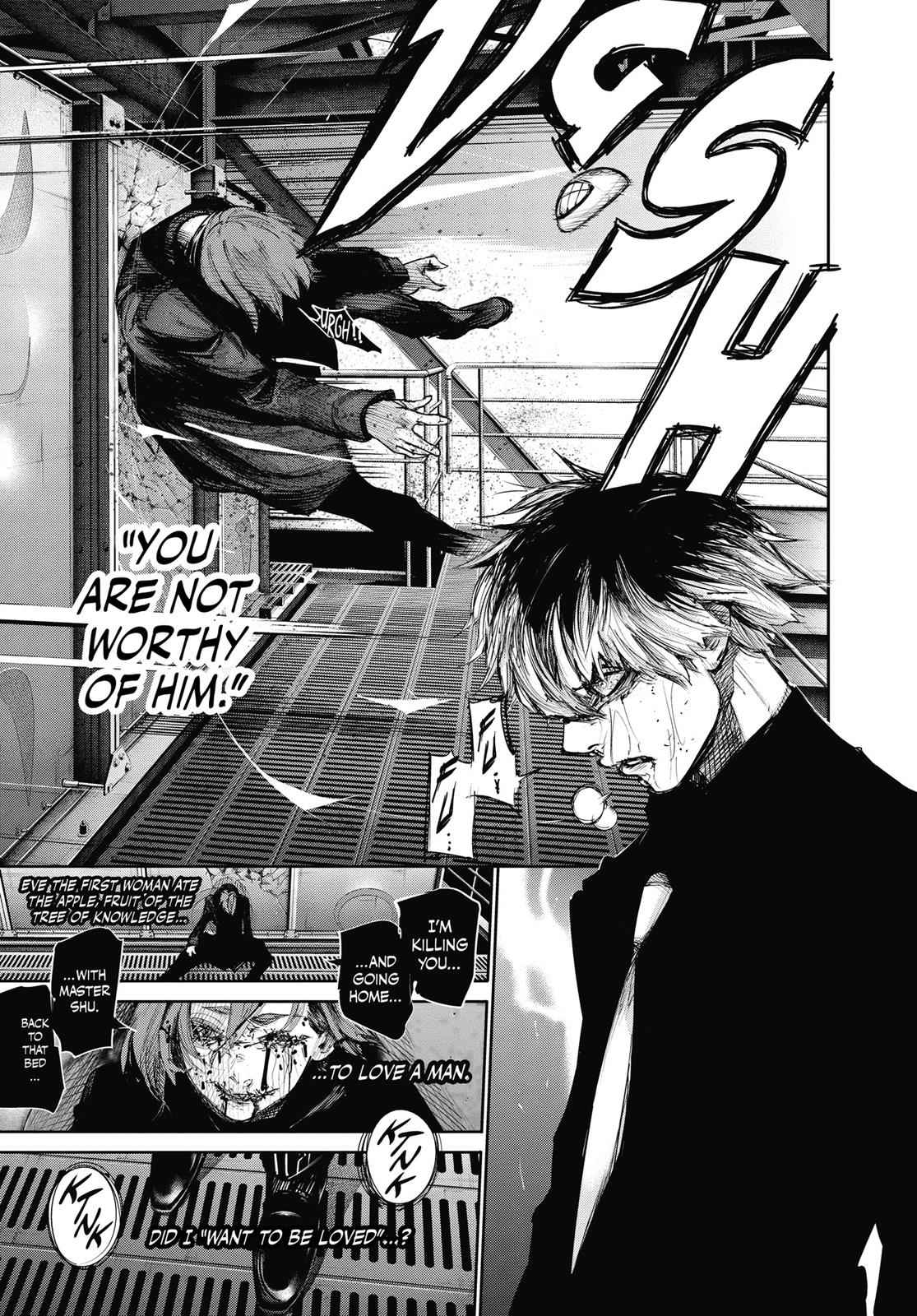 Tokyo Ghoul:re Chapter 52 Page 12