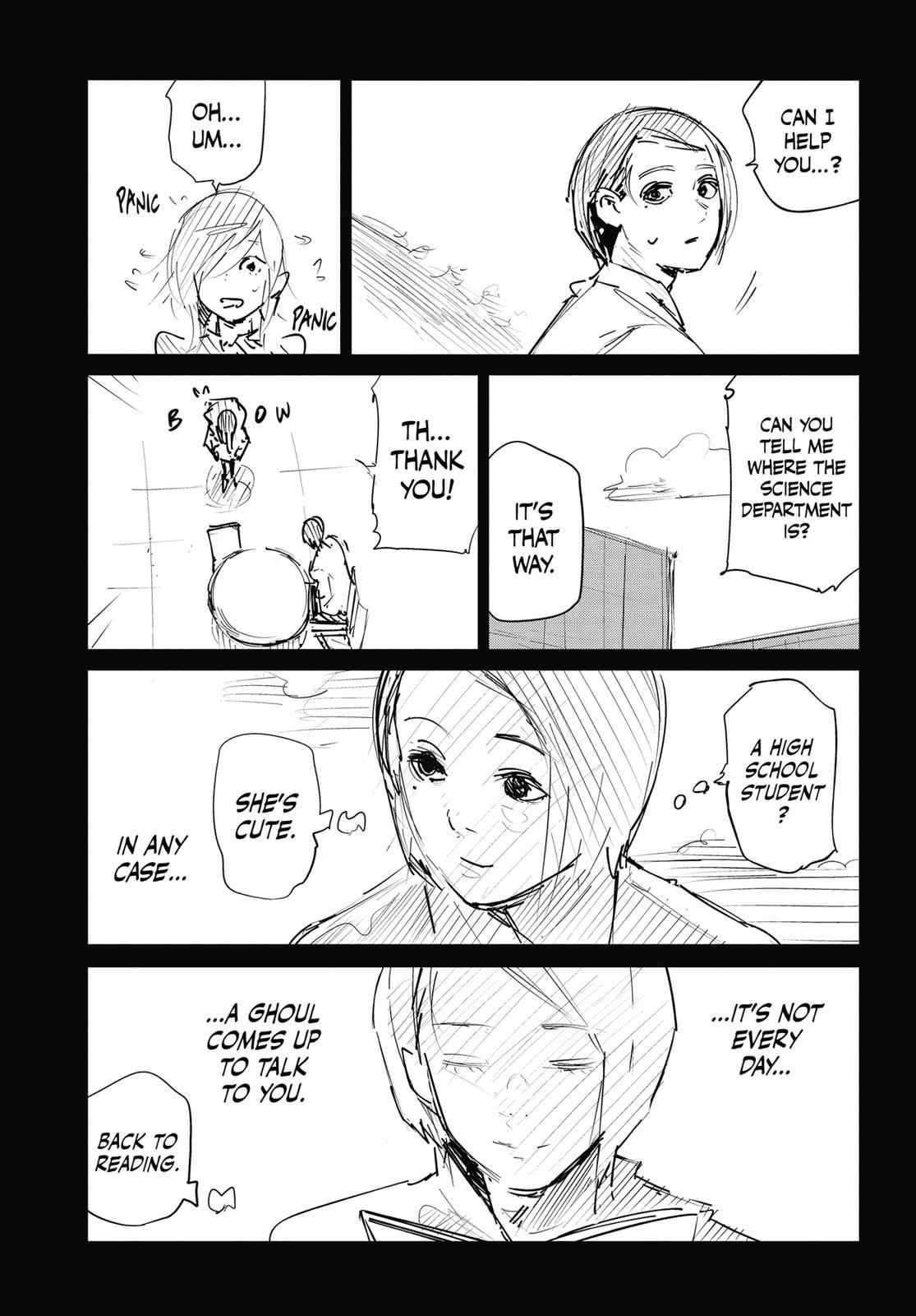 Tokyo Ghoul:re Chapter 52 Page 23