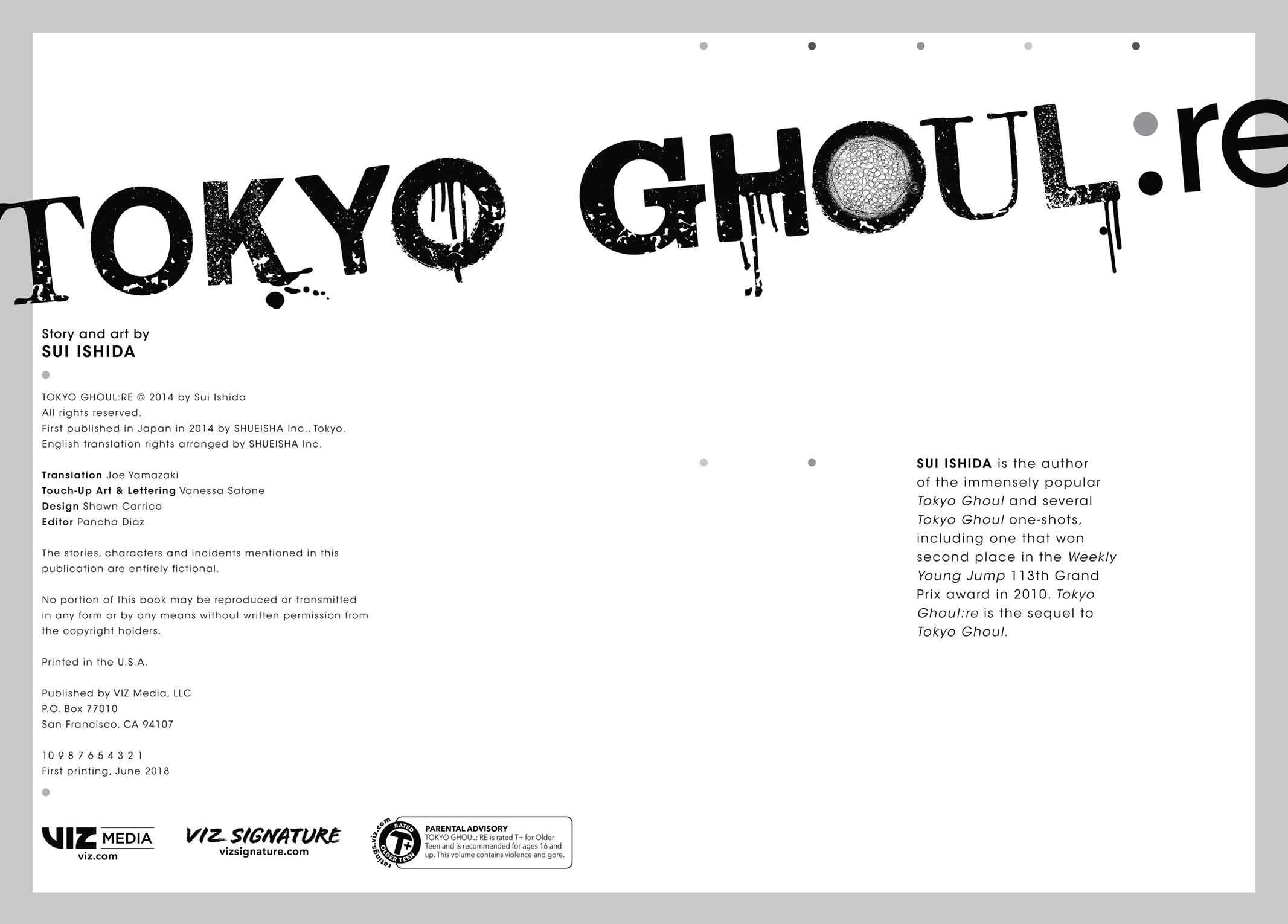 Tokyo Ghoul:re Chapter 52 Page 26
