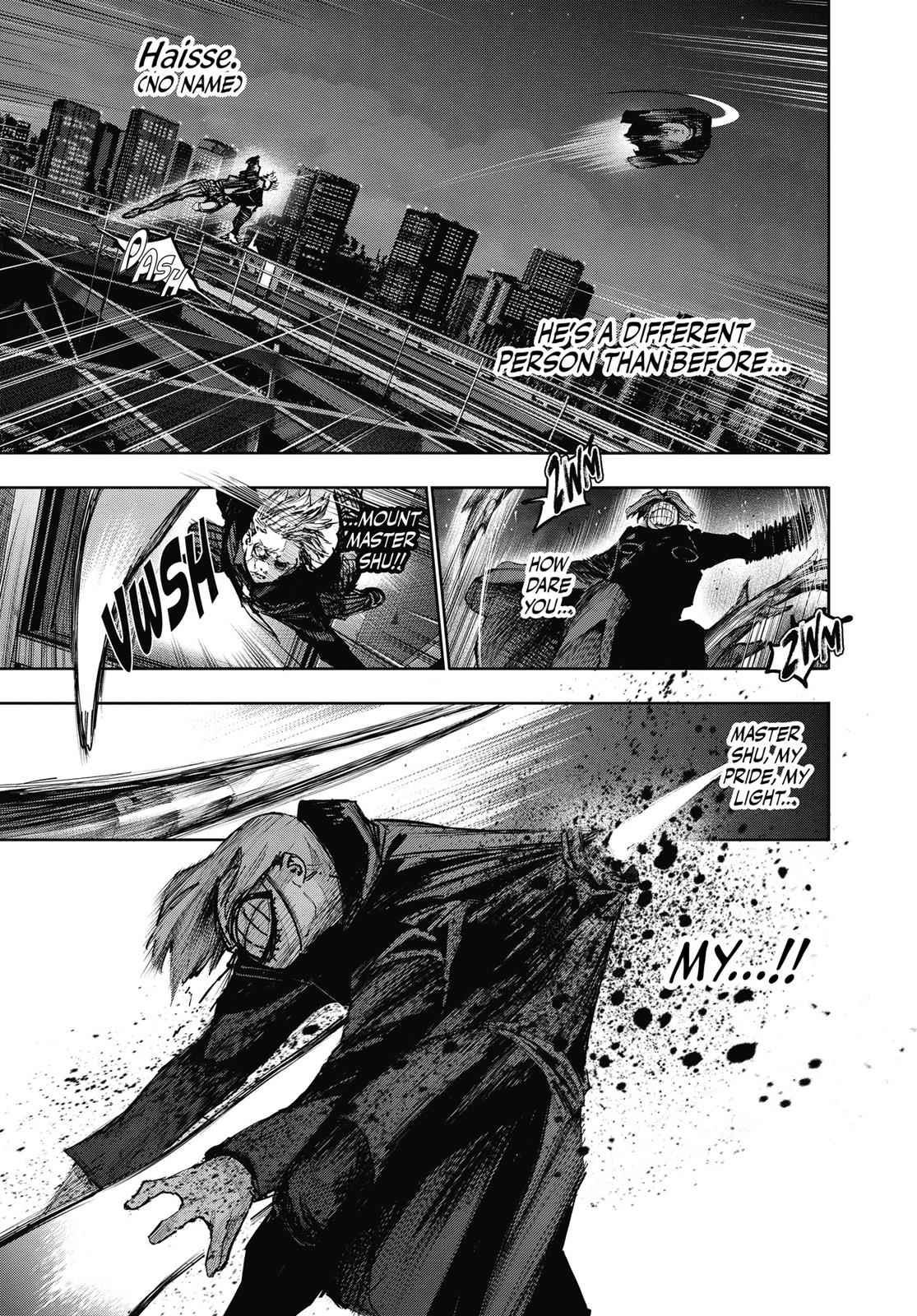 Tokyo Ghoul:re Chapter 52 Page 5