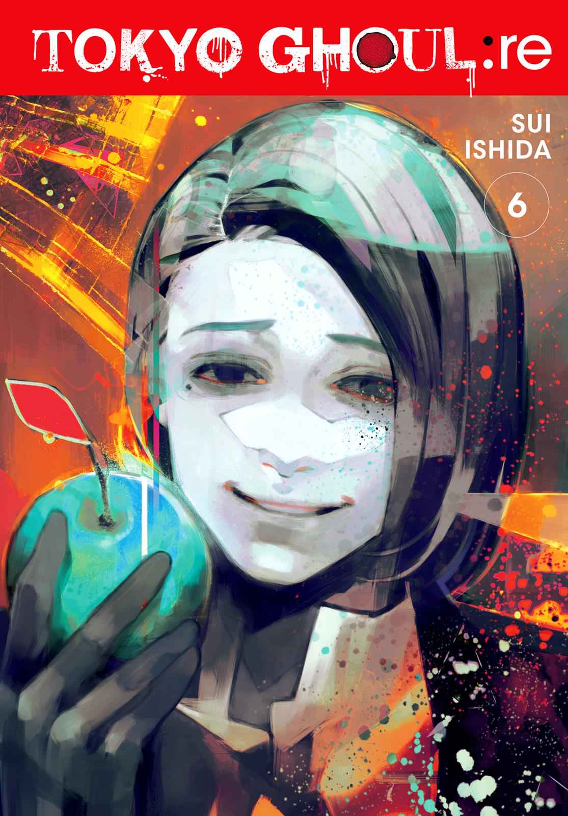 Tokyo Ghoul:re Chapter 53 Page 1