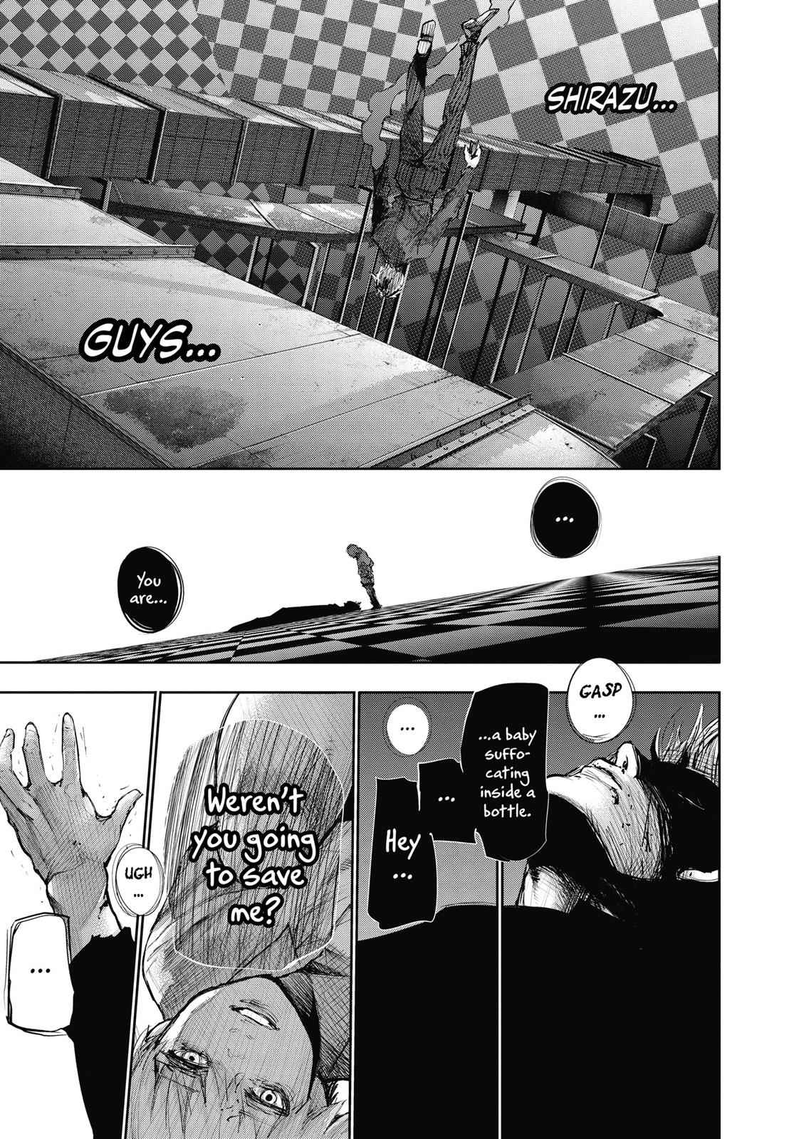 Tokyo Ghoul:re Chapter 53 Page 17