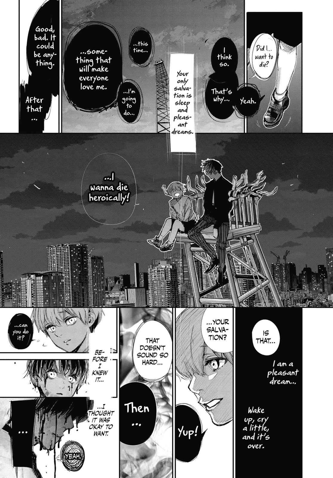 Tokyo Ghoul:re Chapter 53 Page 20