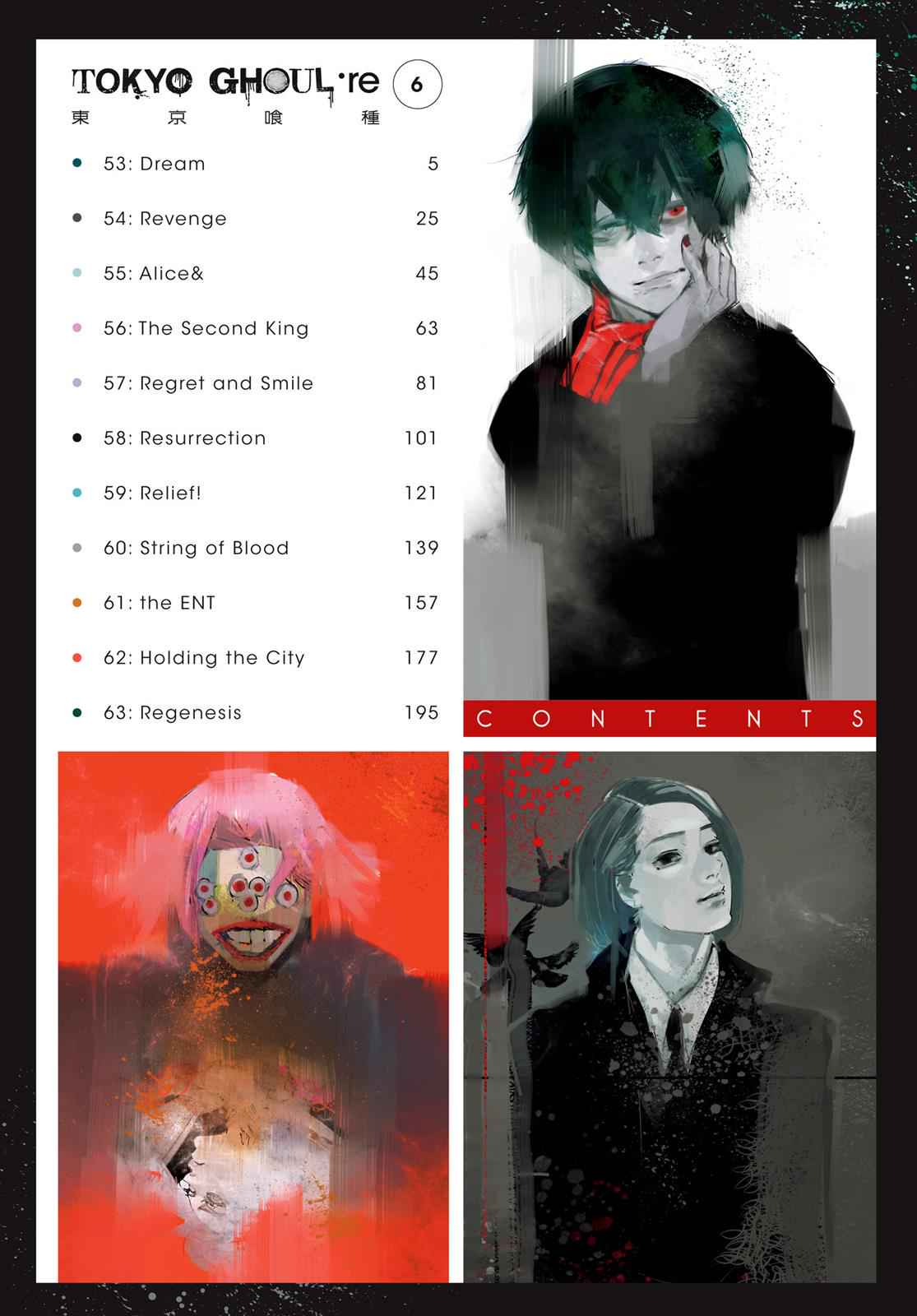 Tokyo Ghoul:re Chapter 53 Page 3