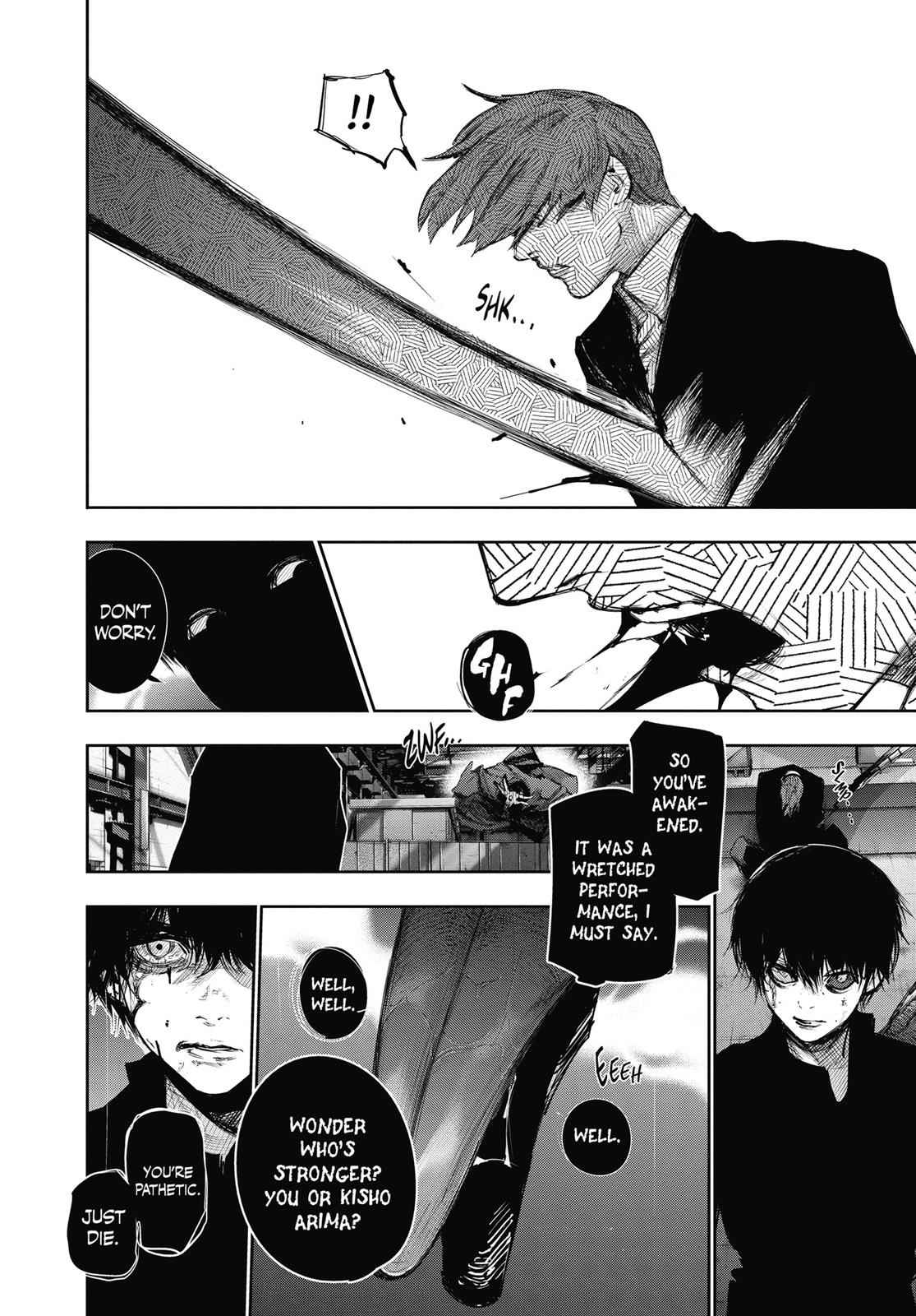 Tokyo Ghoul:re Chapter 54 Page 9